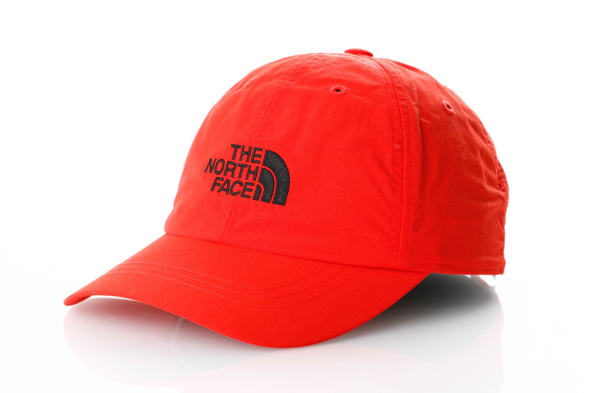 Foto van The North Face Horizon Hat T0CF7W Dad Cap Fiery Red/Tnf Black