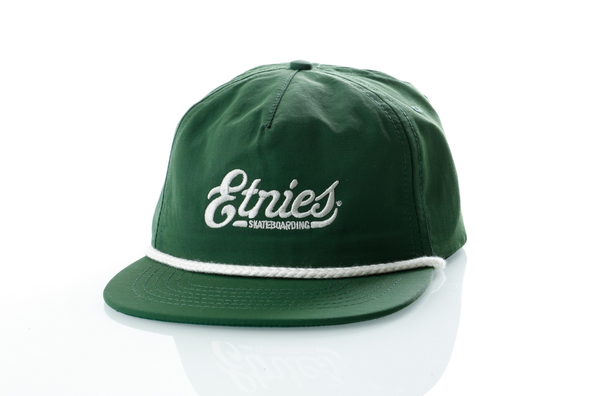 Foto van Etnies BUILT BY SNAP 4140001102 Snapback cap GREEN