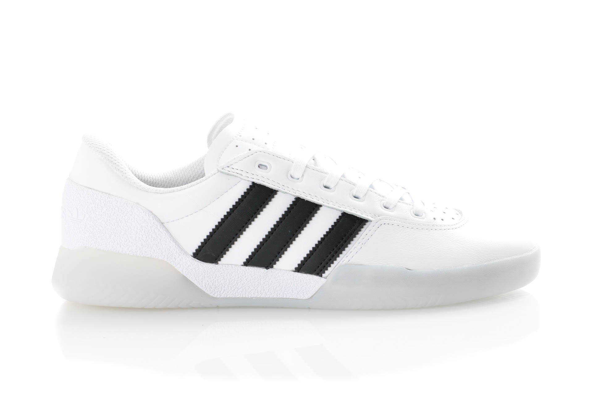 Foto van Adidas City Cup Db3075 Sneakers Ftwr White/Core Black/Lgh Solid Grey