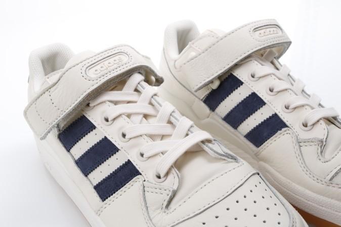 cheap for discount c08d7 2fb21 Afbeelding van Adidas Originals CQ0996 Sneakers Forum low Wit