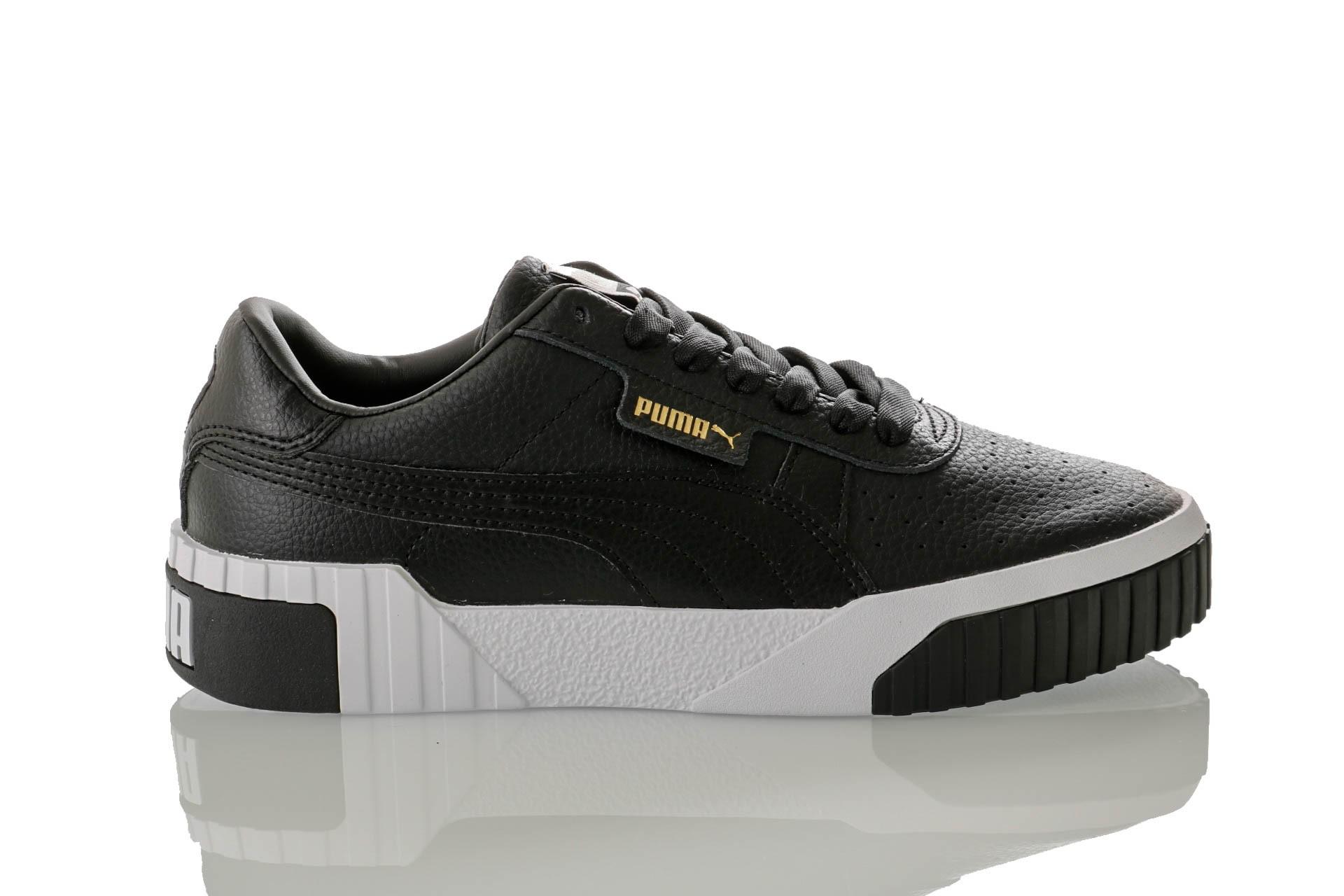 Foto van Puma Cali Wn's 369155 Sneakers Puma Black-Puma White