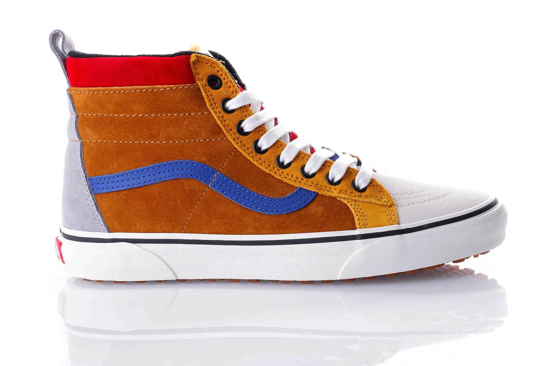 Afbeelding van Vans UA SK8-Hi MTE VA33TXUC9 Sneakers (MTE) sudan brown  90c2242f3