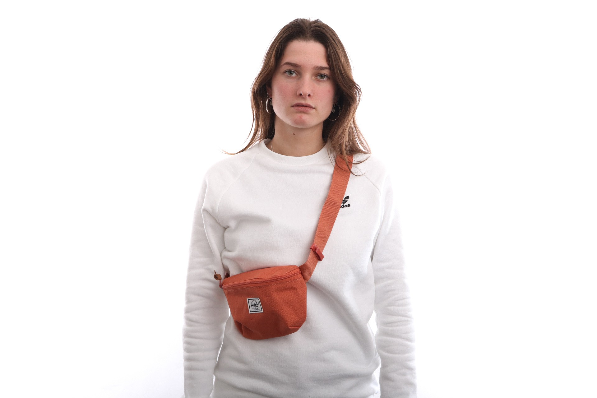 Foto van Herschel Supply Fourteen 10514-02522-OS Heuptas Apricot Brandy