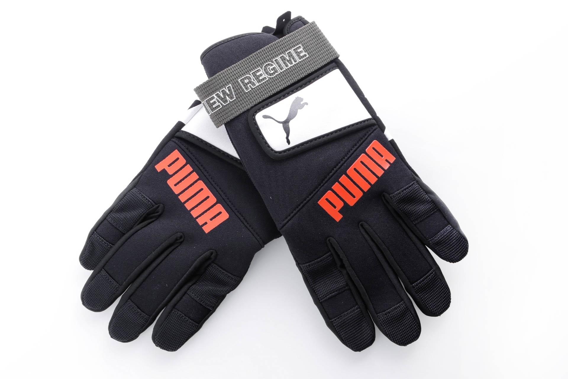 Foto van Puma ANR gloves 41491 Handschoenen Puma Black