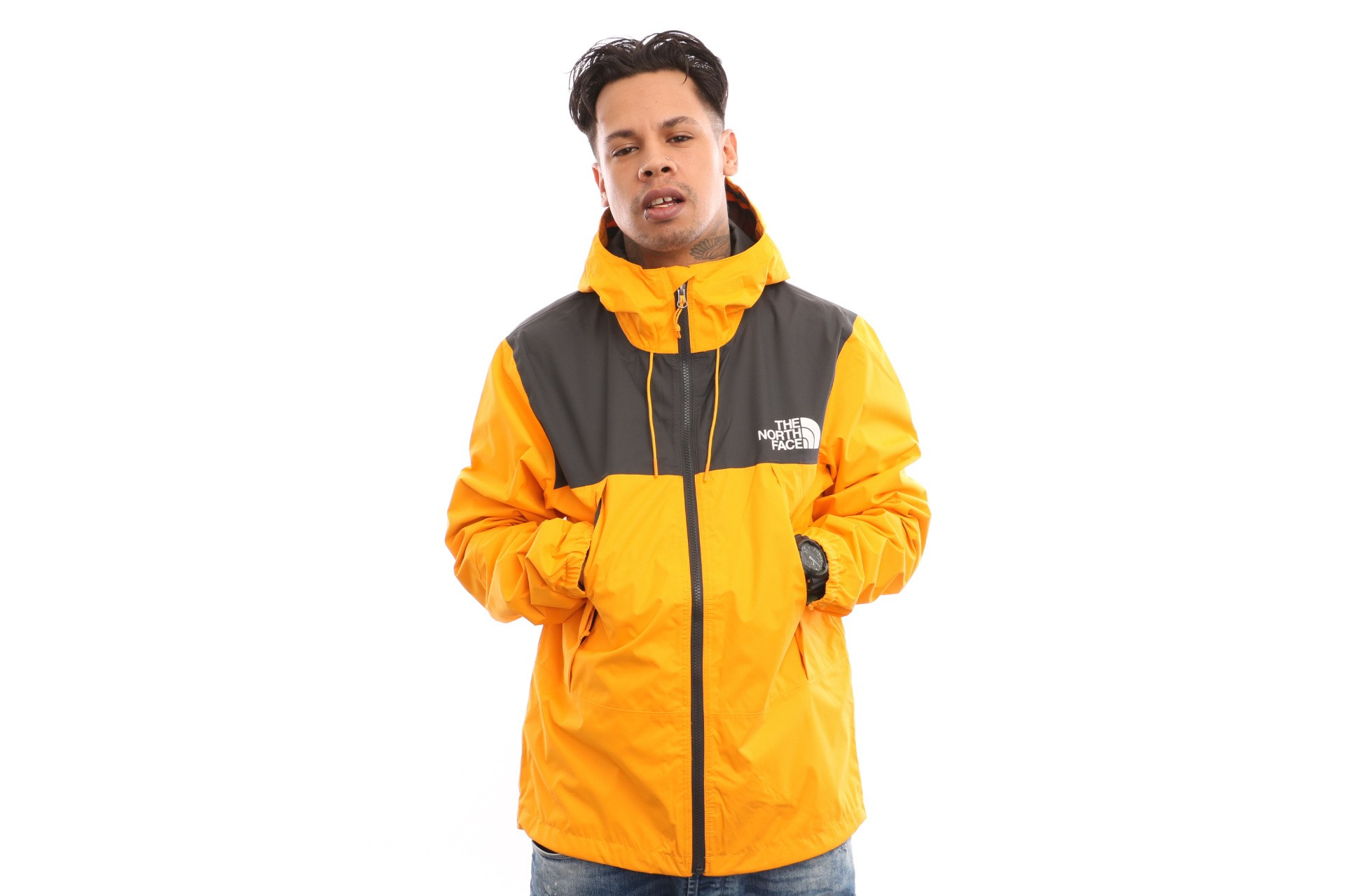 Foto van The North Face M 1990 Mnt Q Jkt T92S51H6G Jas Zinnia Orange