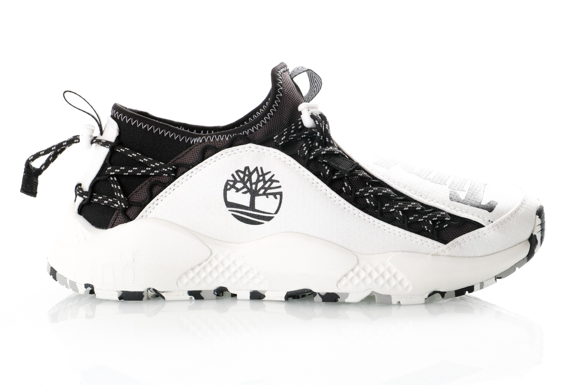 Foto van Timberland Ripcord Bungee Tb0A1Usx100 Sneakers White