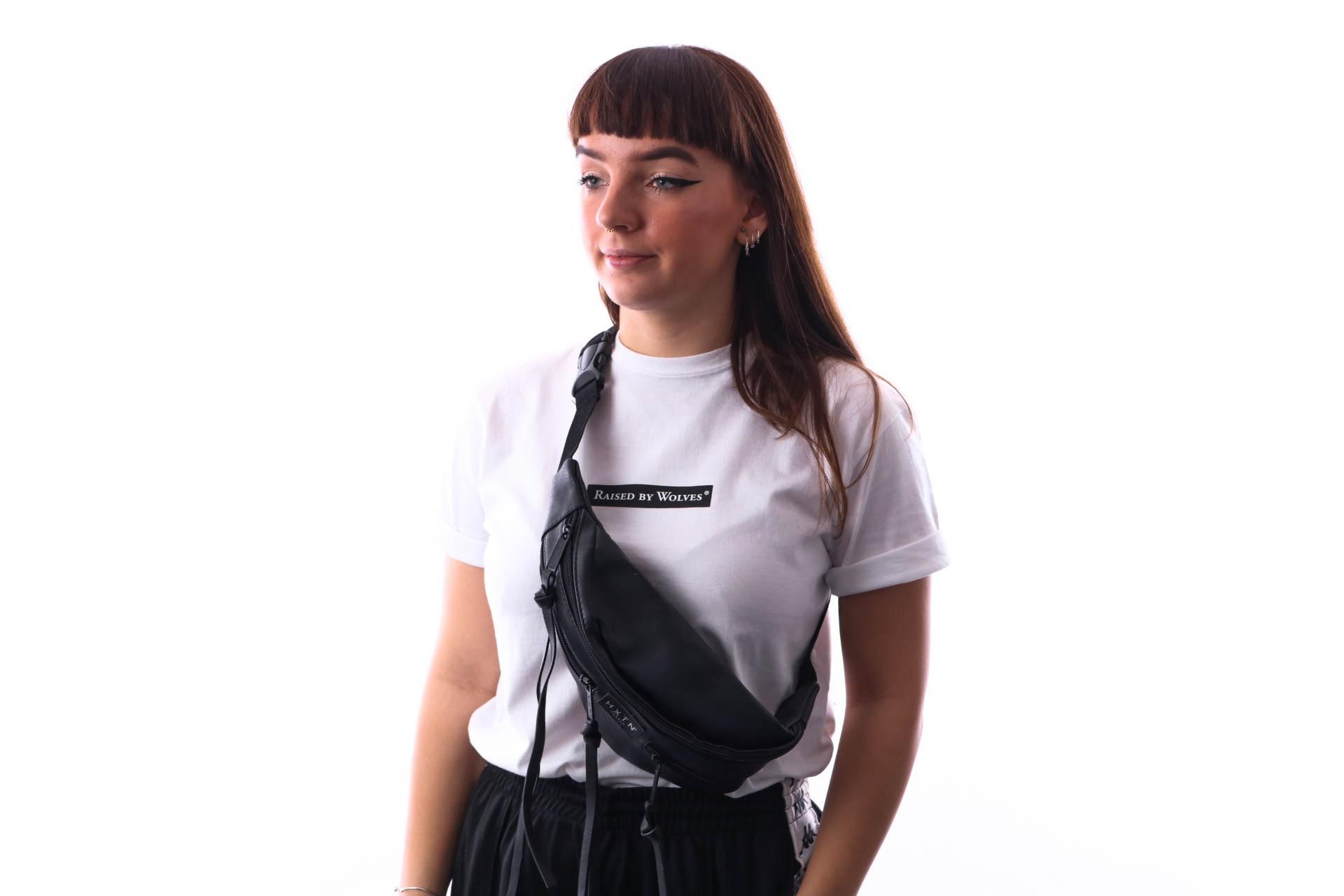 Foto van HXTN Supply One Bum Bag H2040 Heuptas Explorer - Black Tassle