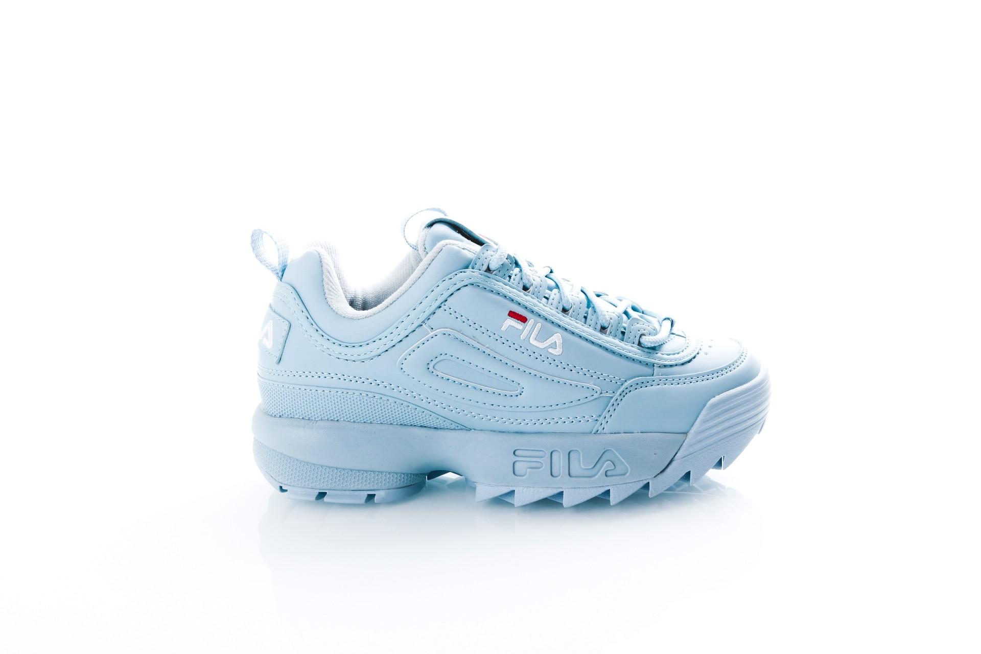 Afbeelding van Fila Ladies 1010302-20O Sneakers Disruptor low Angel falls