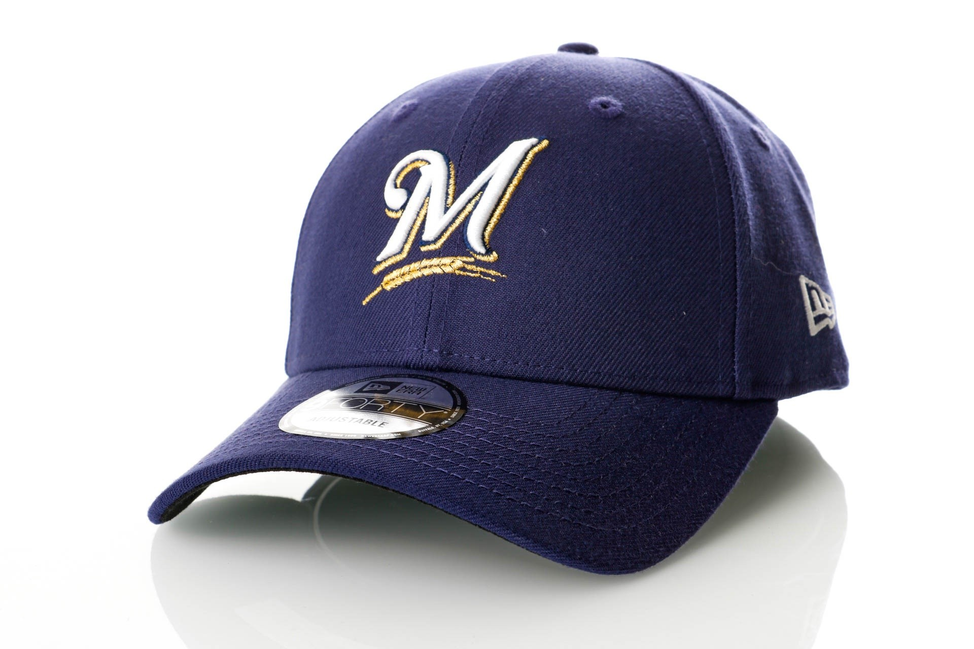 Afbeelding van New Era MLB THE LEAGUE MILWAUKEE BREWERS 10047533 dadcap Official Team Colour MLB