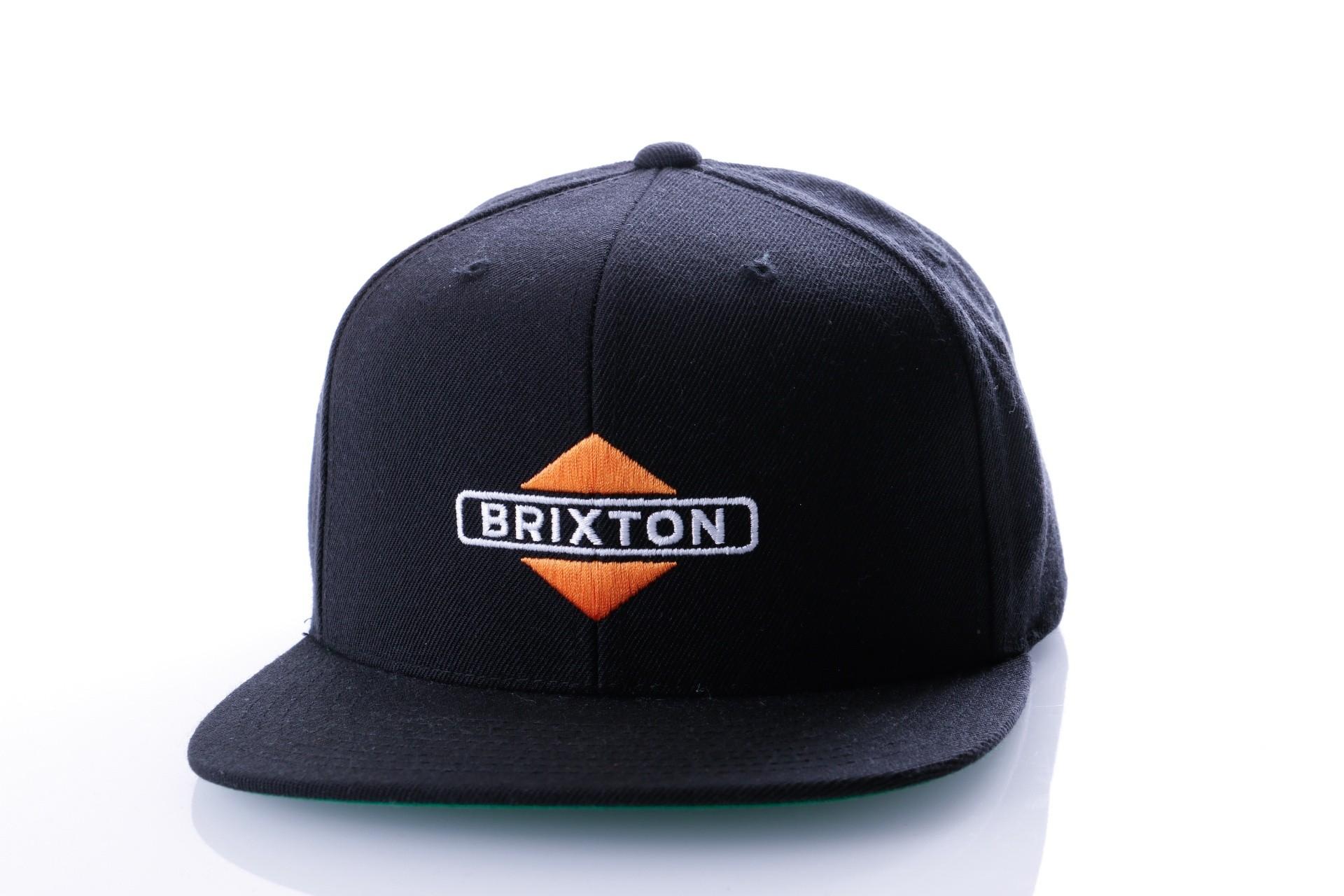 Foto van Brixton BRINK MP SNBK 989 snapback cap BLACK
