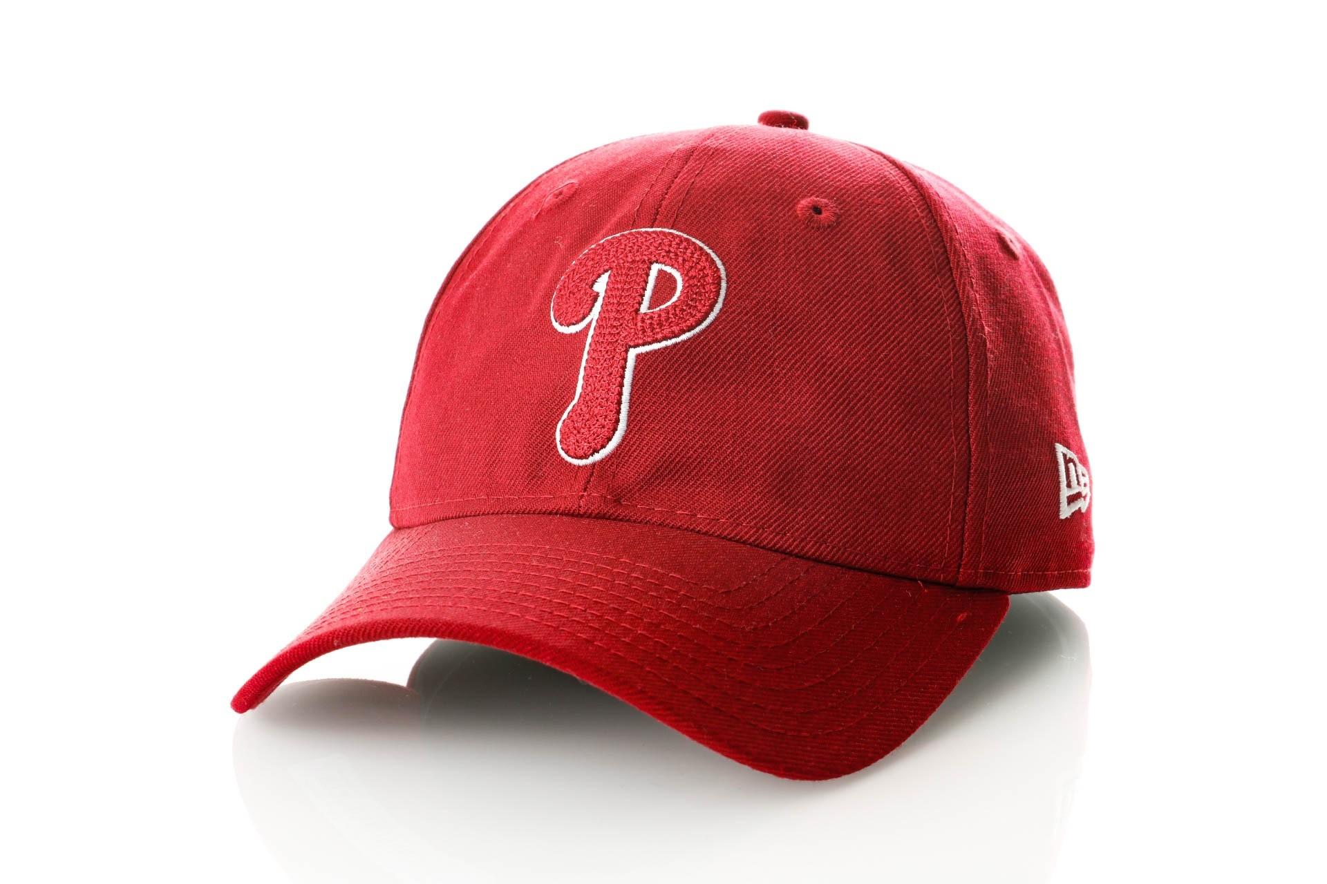 Foto van New Era POST GRAD PACK 9TWENTY PHILADELPHIA PHILLIES 80635884 dad cap OFFICAL TEAM COLOUR MLB