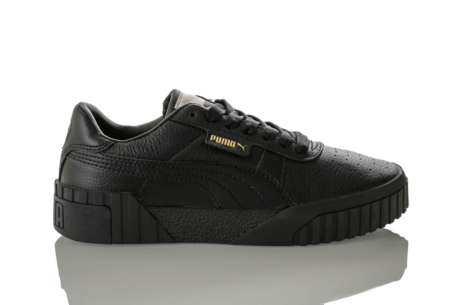 Foto van Puma Cali Wn's 369155 Sneakers Puma Black-Puma Black