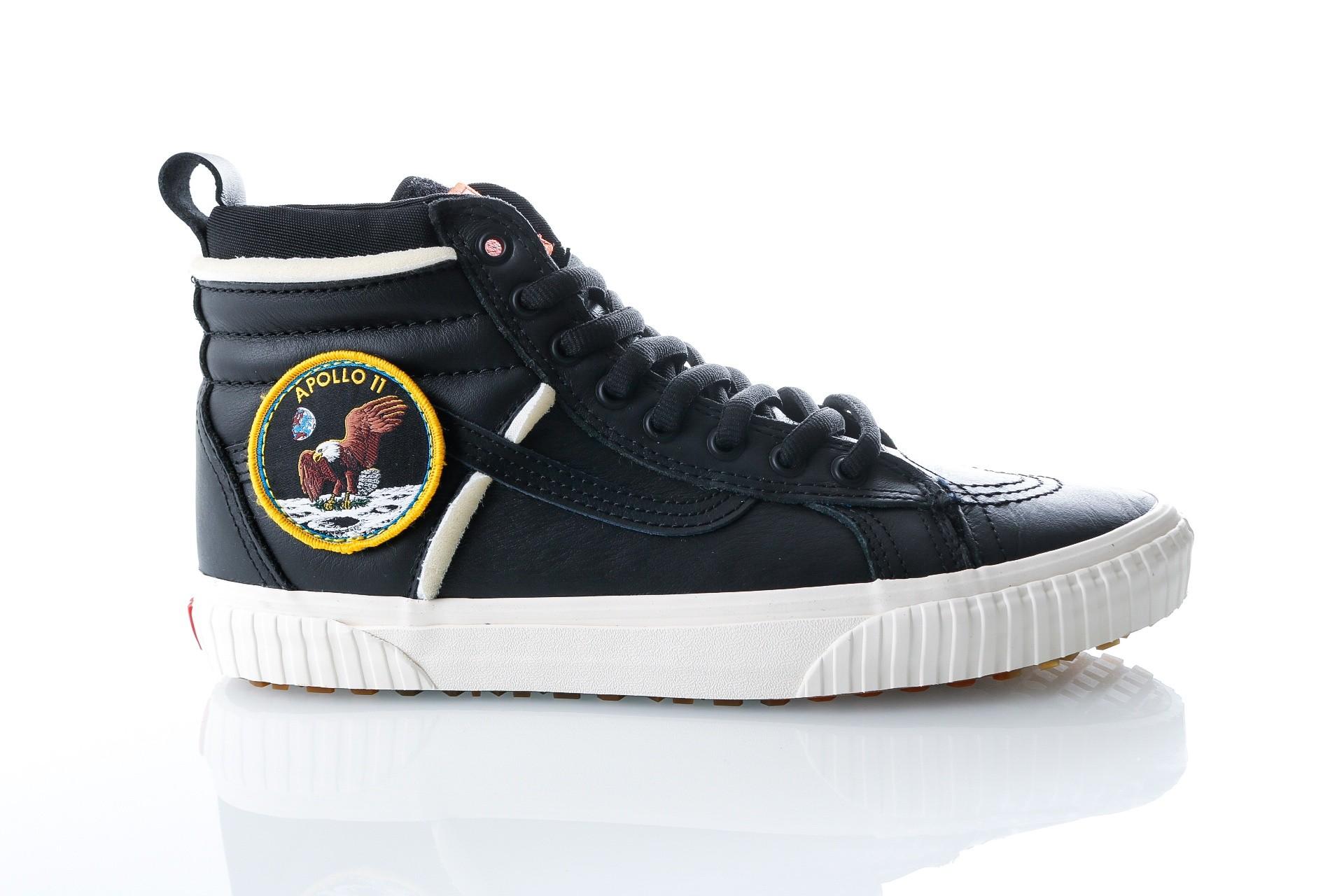 Foto van Vans UA SK8-Hi 46 MTE DX Vans X Nasa VA3DQ5UQ3 Sneakers space voyager/black