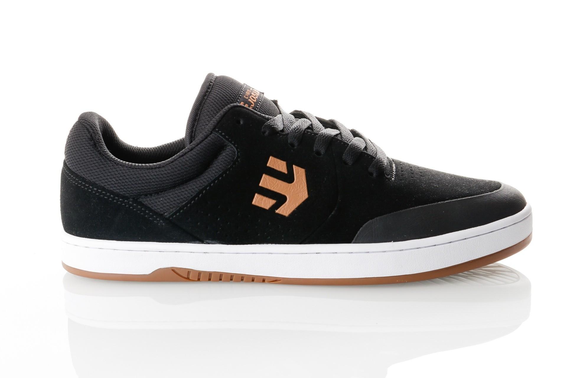 Foto van Etnies MARANA 4101000403 Sneakers BLACK/TAN