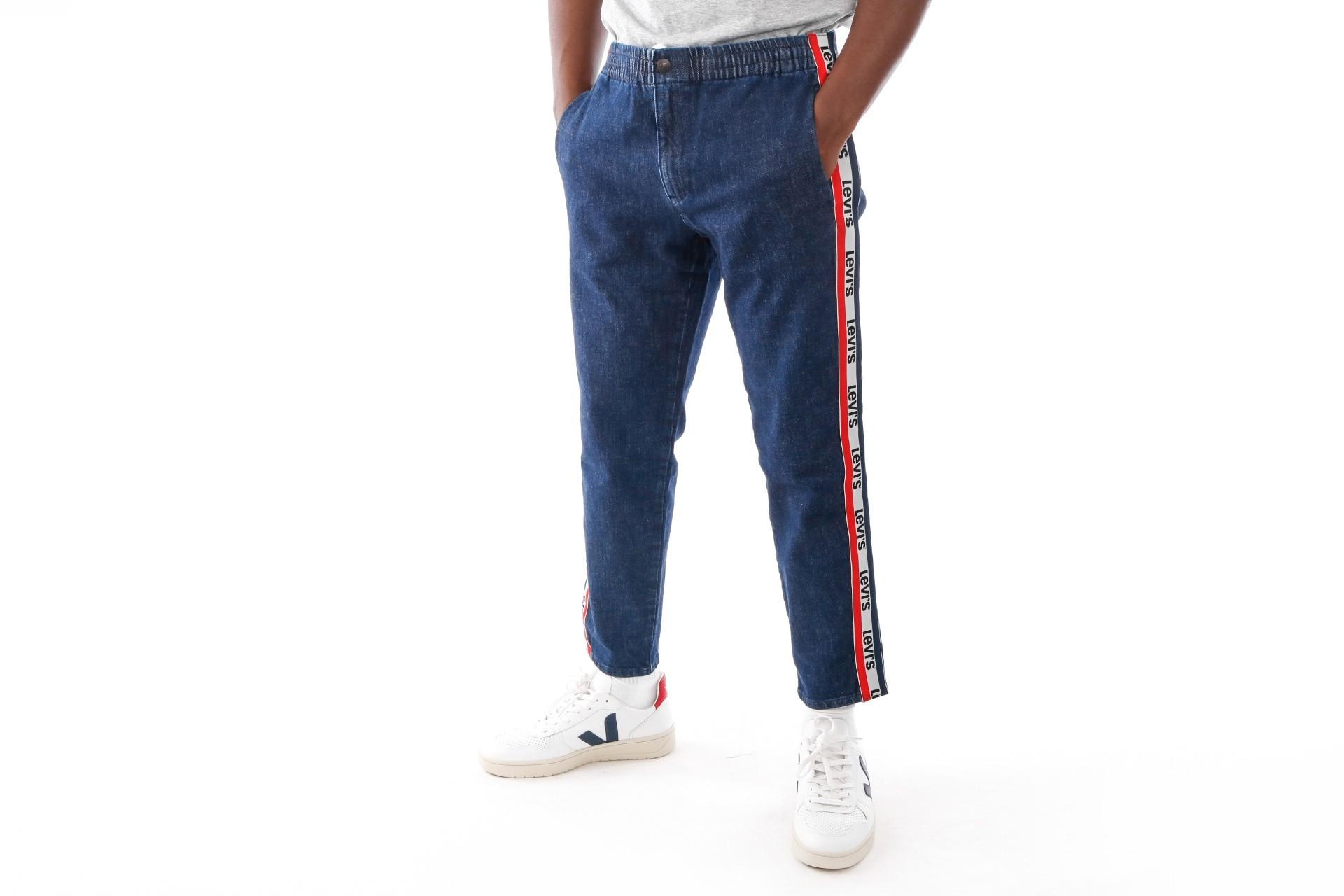 Foto van Levi`s ALT DENIM BREAKAWAY PANT 57796-0001 Jeans Bench Points 4-Way Cool