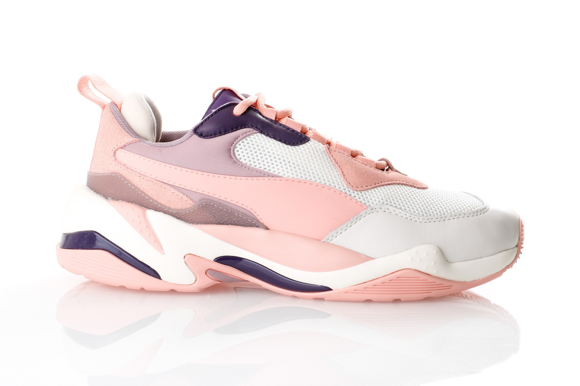 Afbeelding van Puma Thunder Spectra 367516 Sneakers Marshmallow-Peach Bud 1cd408dd2