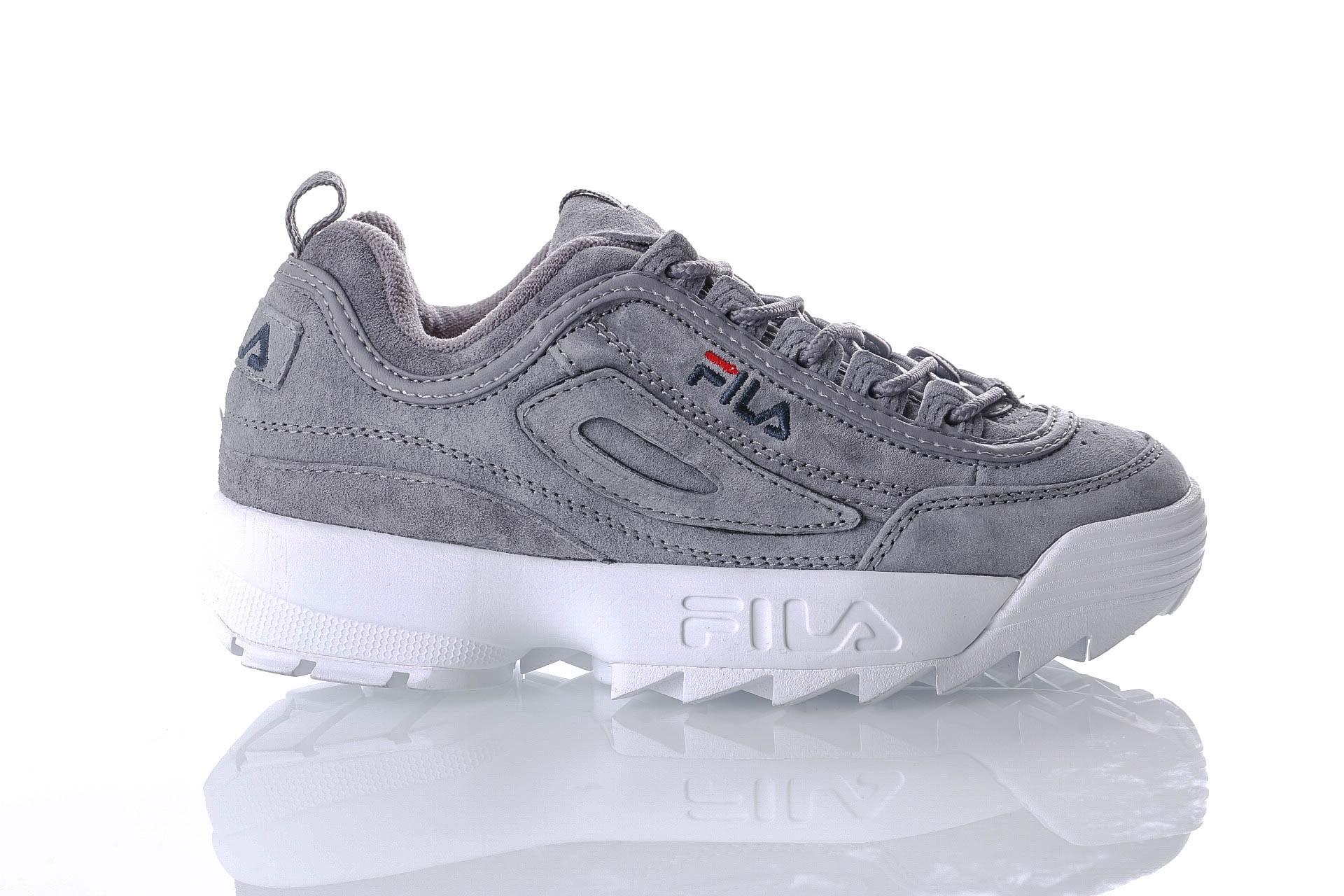 Foto van Fila Disruptor S low wmn 1010436 Sneakers monument