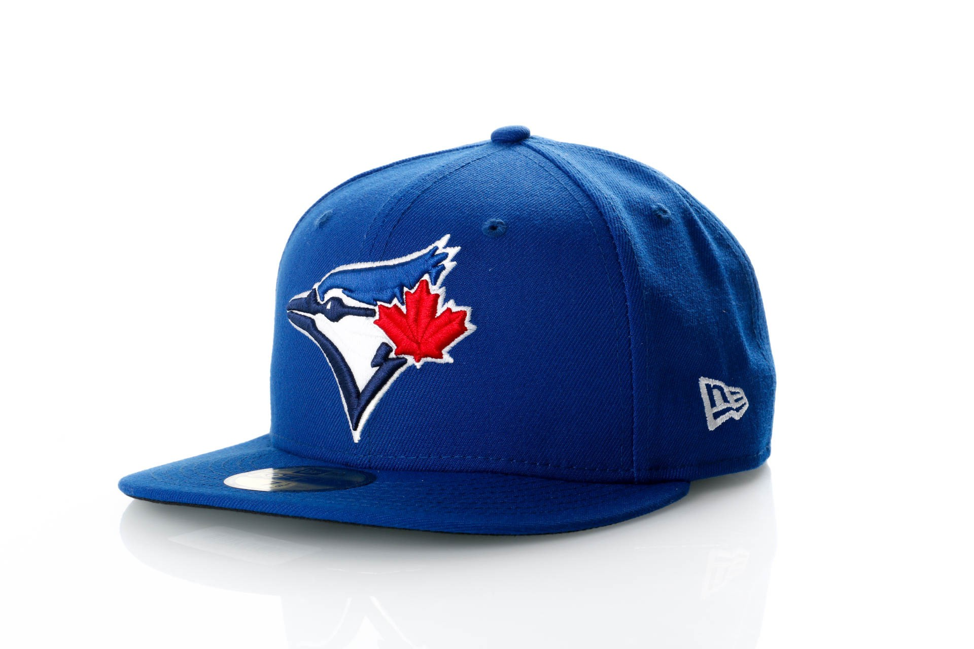 Foto van New Era Ac Perf 59Fifty 70331941 Fitted Cap Offical Team Colour Mlb Toronto Blue Jays