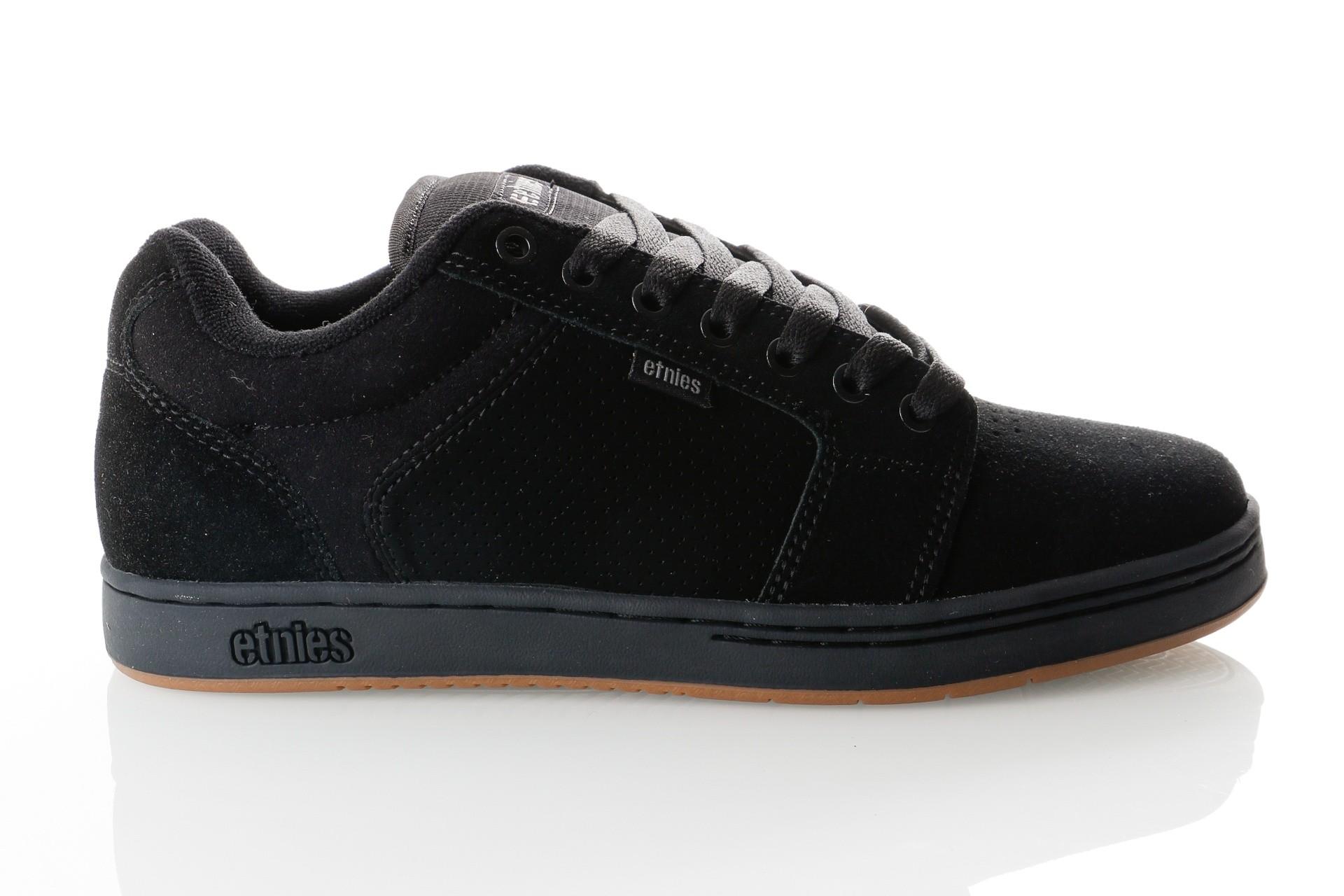 Foto van Etnies BARGE XL 4101000480 Sneakers BLACK