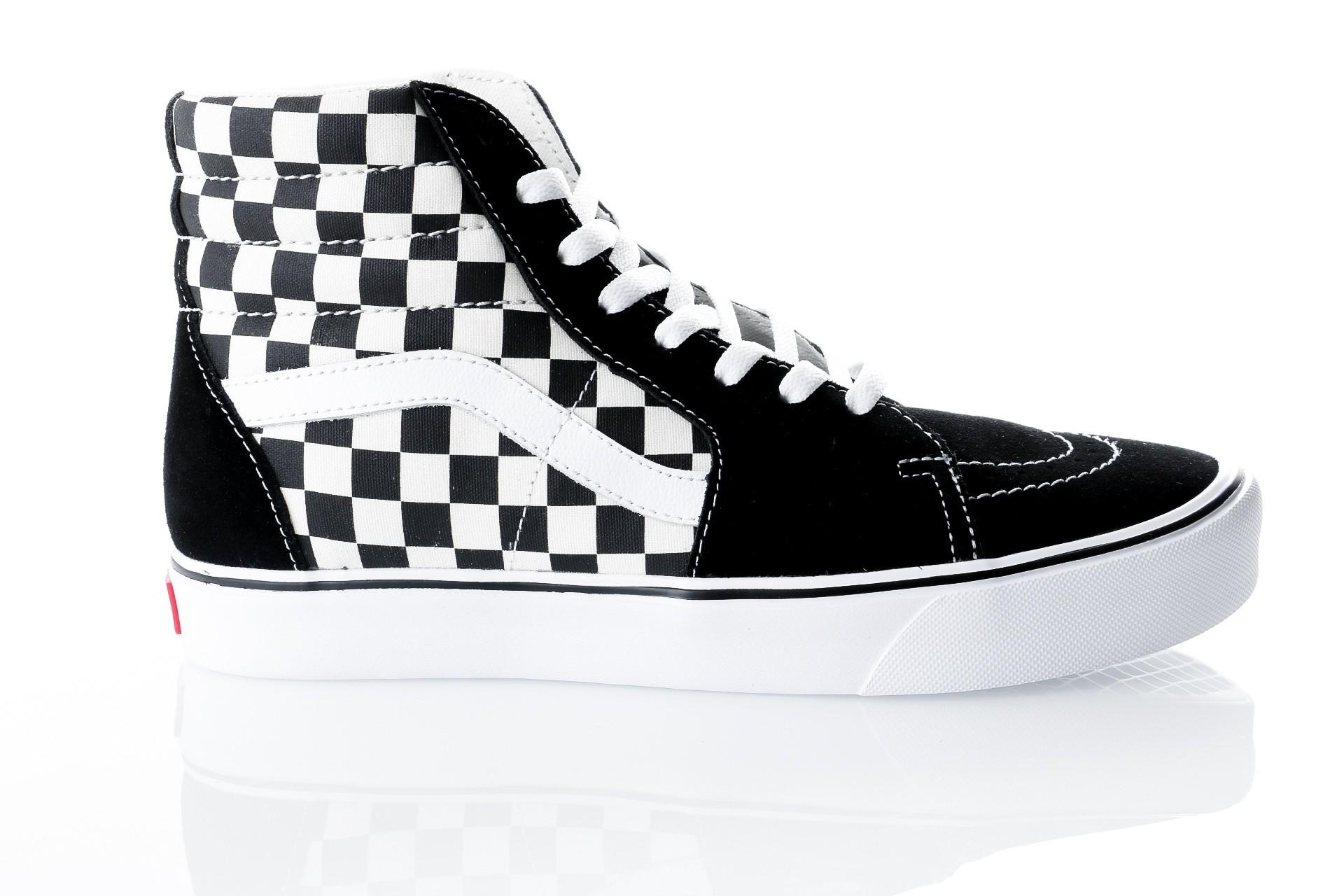 7ea79ff48aa57d Afbeelding van Vans UA Sk8-Hi Lite VA2Z5Y5GX Sneakers (Checkerboard) black  white