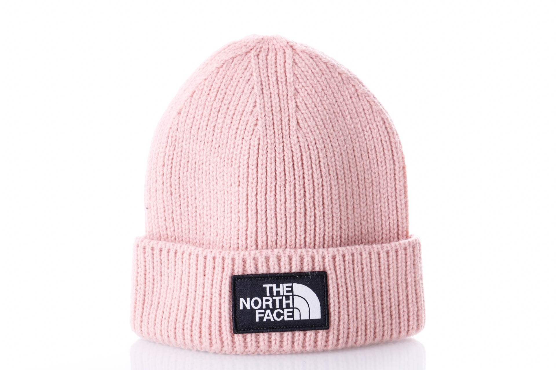 Afbeelding van The North Face TNF LOGO BOX CUFF BE T93FJX3YM Muts MISTY ROSE