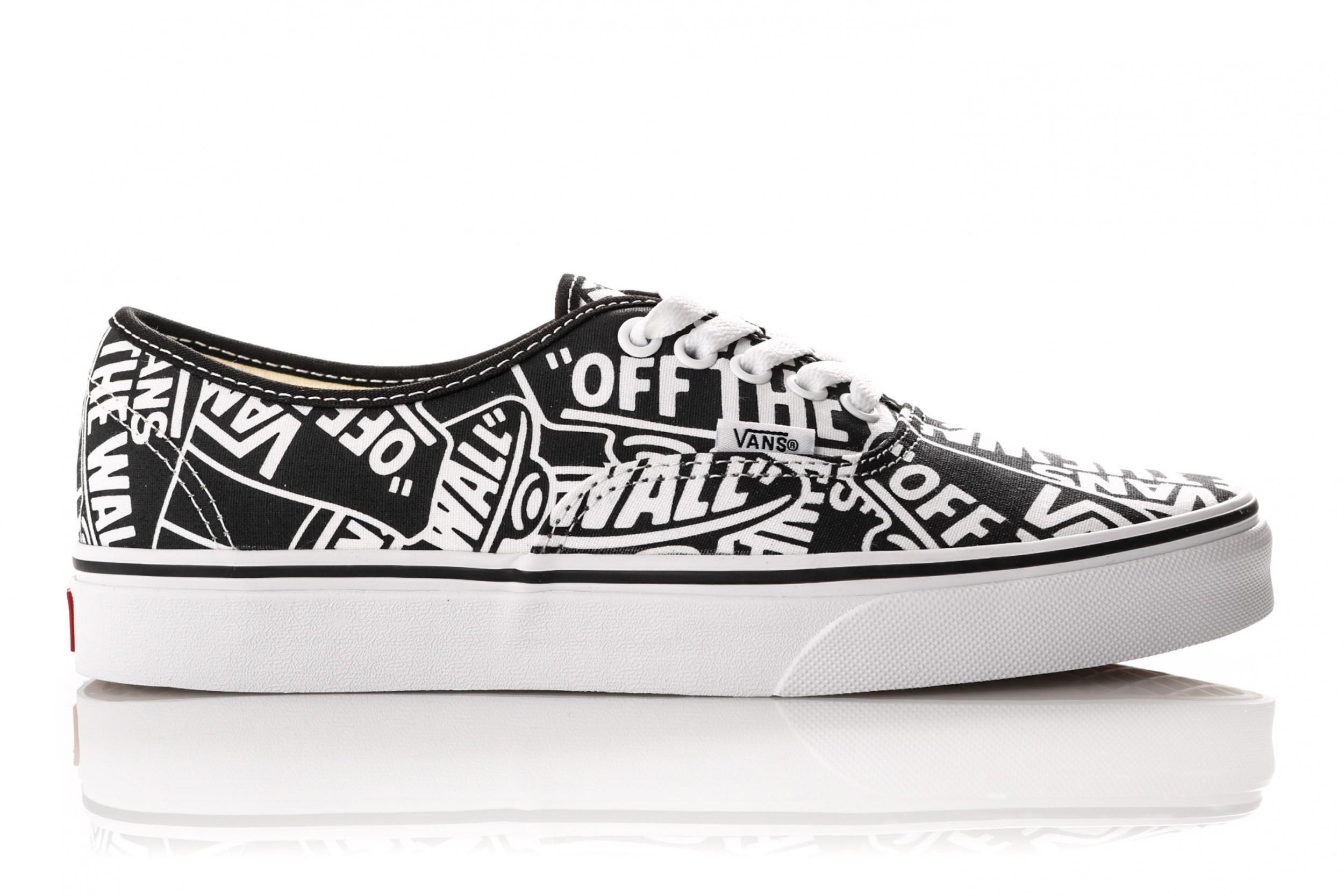 085f8db8624 Vans UA Authentic VN0A38EMUKK1 Sneakers (OTW REPEAT) BLACK/TRUE W