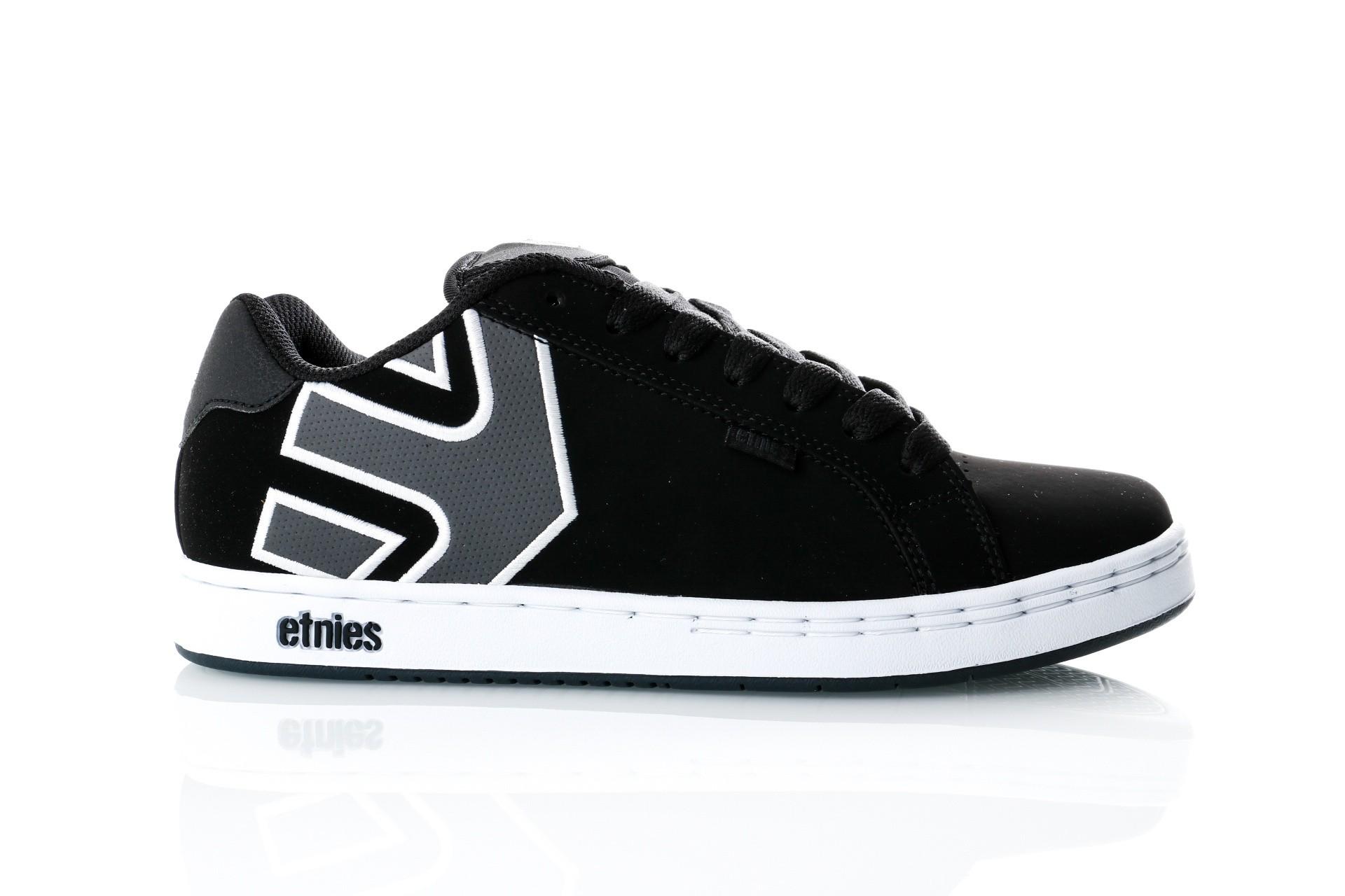 Foto van Etnies FADER 4101000203 Sneakers BLACK/DARK GREY/SILVER