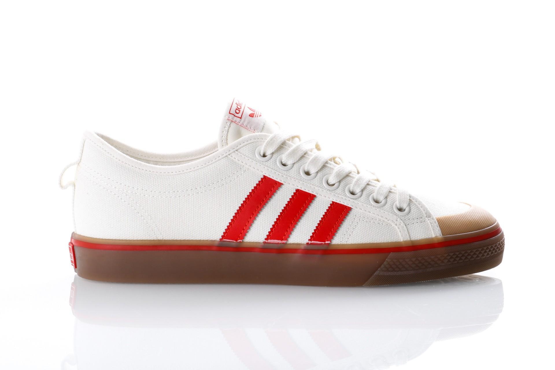 Foto van Adidas Originals CQ2326 Sneakers Nizza OG Wit