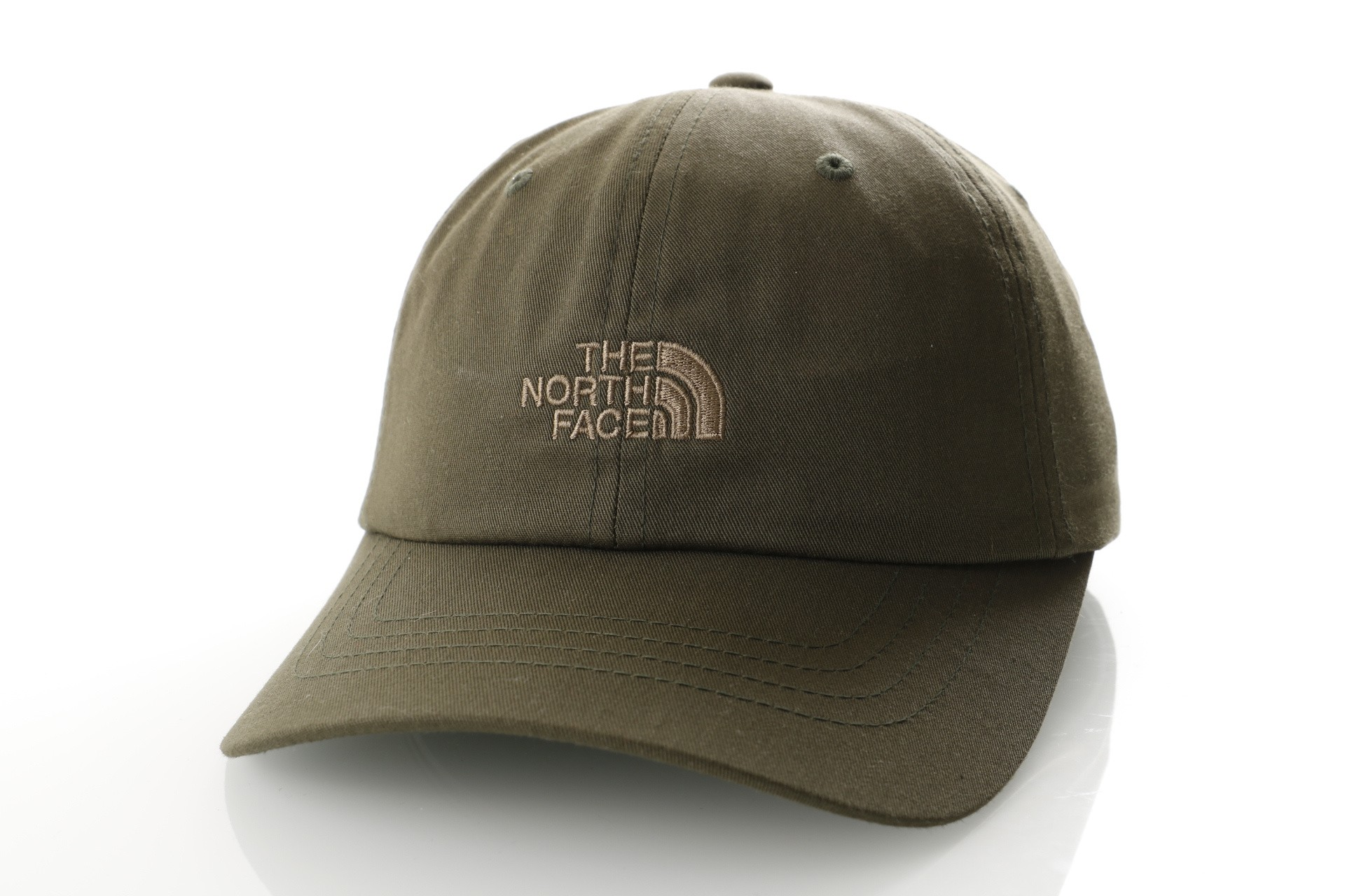 Foto van The North Face THE NORM HAT T9355W5XE Dad Cap NEWTAUPEGRN/TUMBLEWEEDGRN