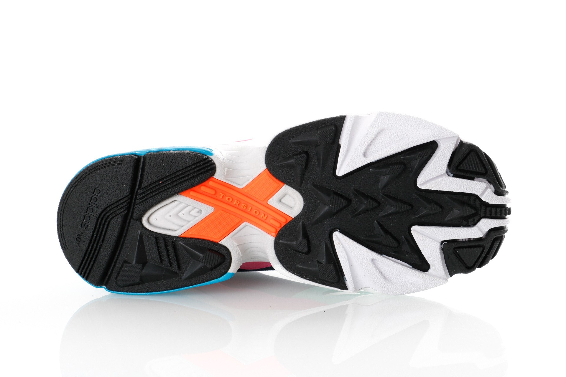 c446f1bd66b6 Afbeelding van Adidas Falcon W Cg6211 Sneakers Collegiate Navy Collegiate  Navy Hi-Res