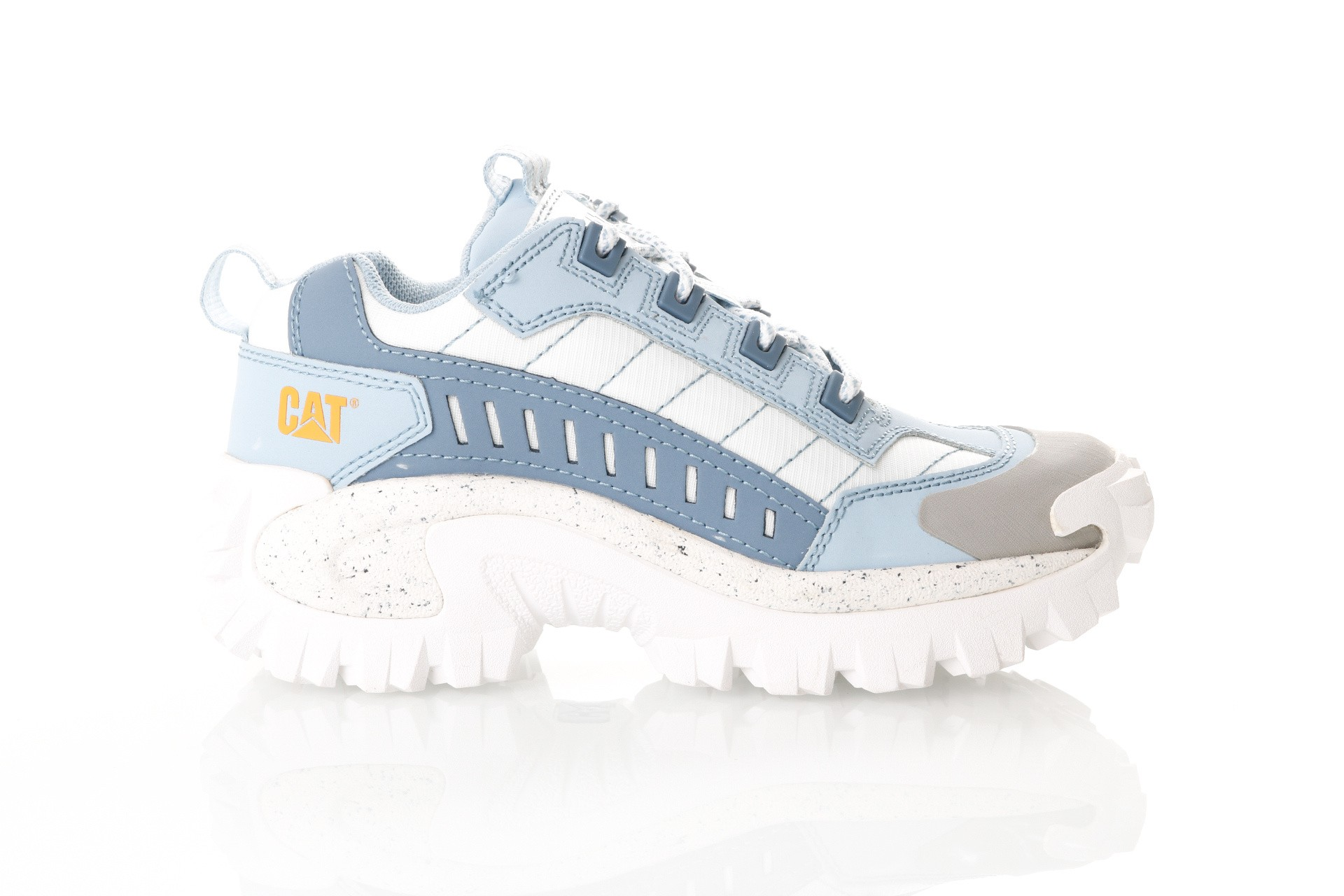 Foto van Caterpillar Intruder P723459 Sneakers Blue Fog