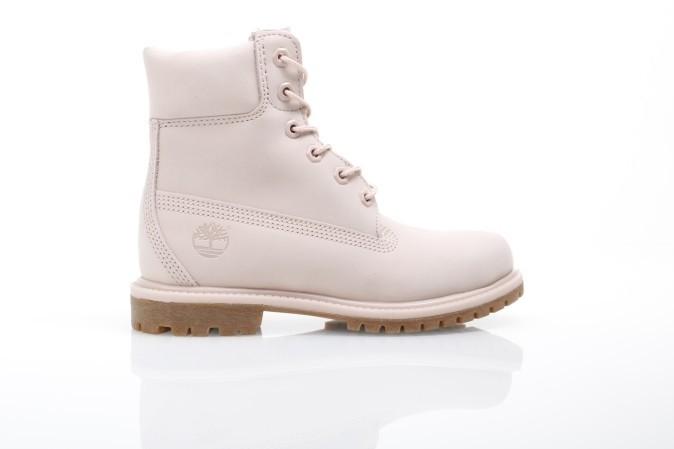 Foto van Timberland Ladies CA1K3Z Boots 6in premium mono Roze