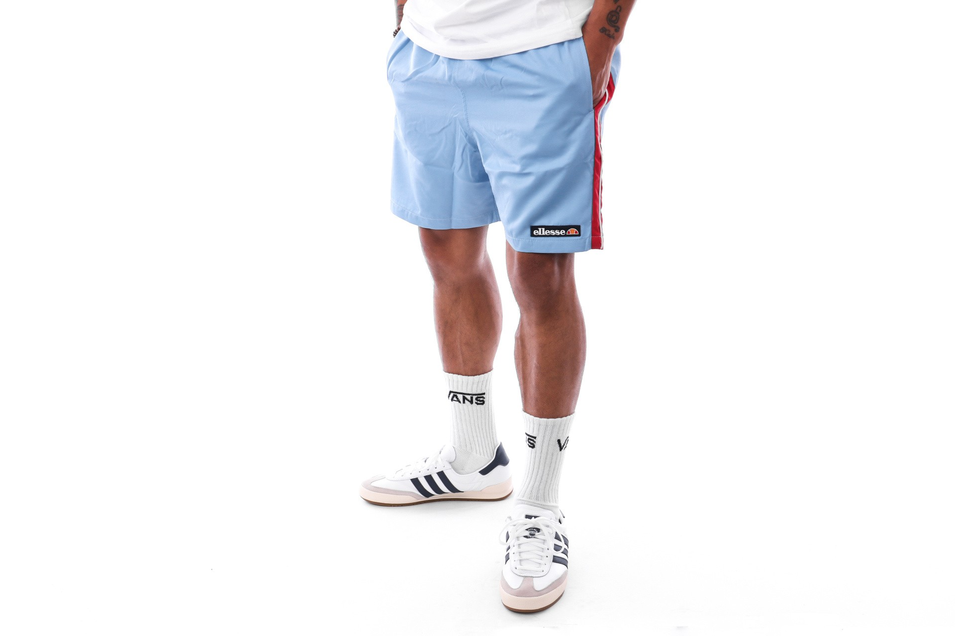 Ellesse Apiro Sha06413 Short Light Blue