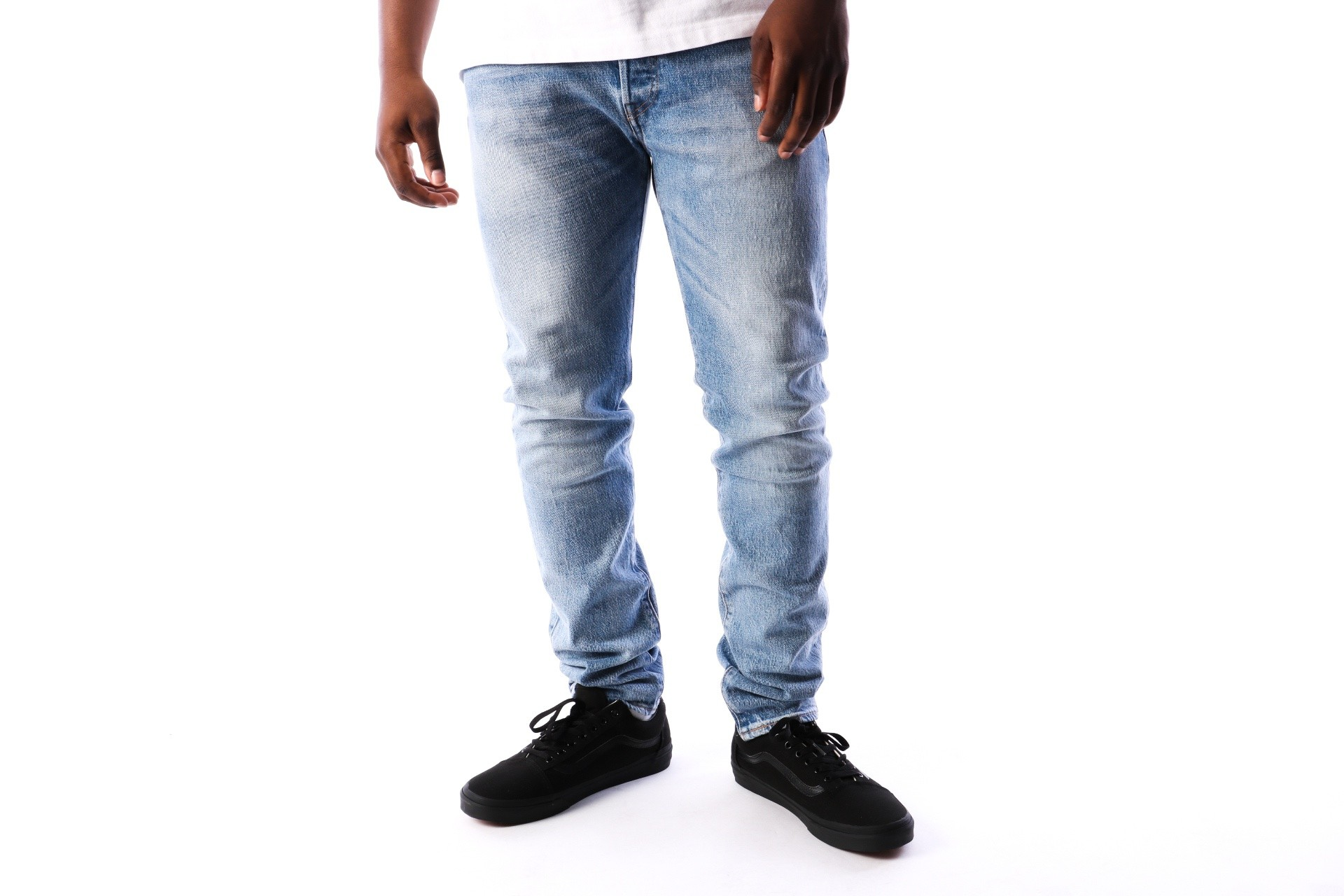 Foto van Levi`s 501 SKINNY 34268-0042 Jeans Single Payer Warp