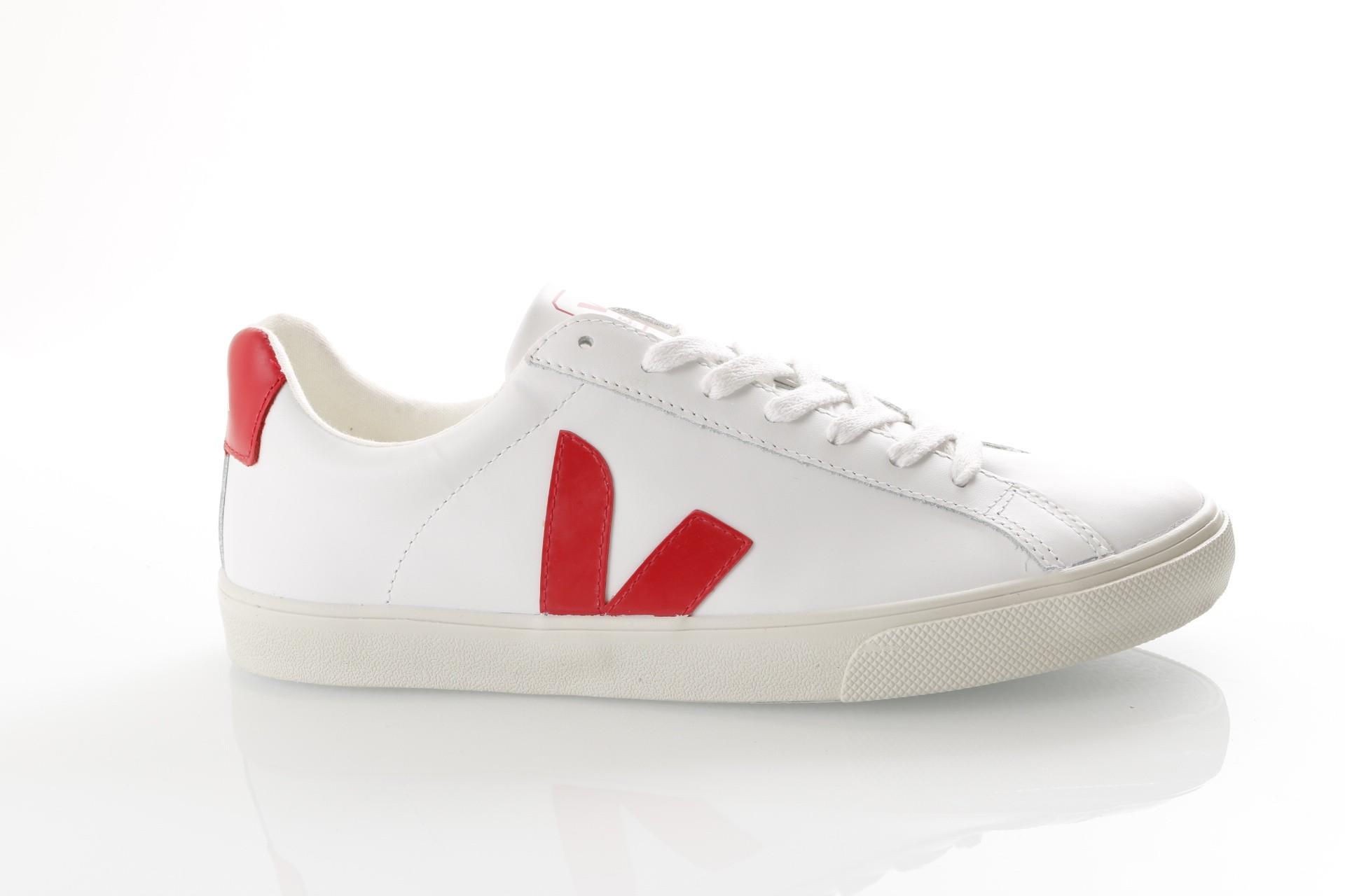 Foto van Veja Esplar Logo Eo021242 Sneakers Extra White / Pekin