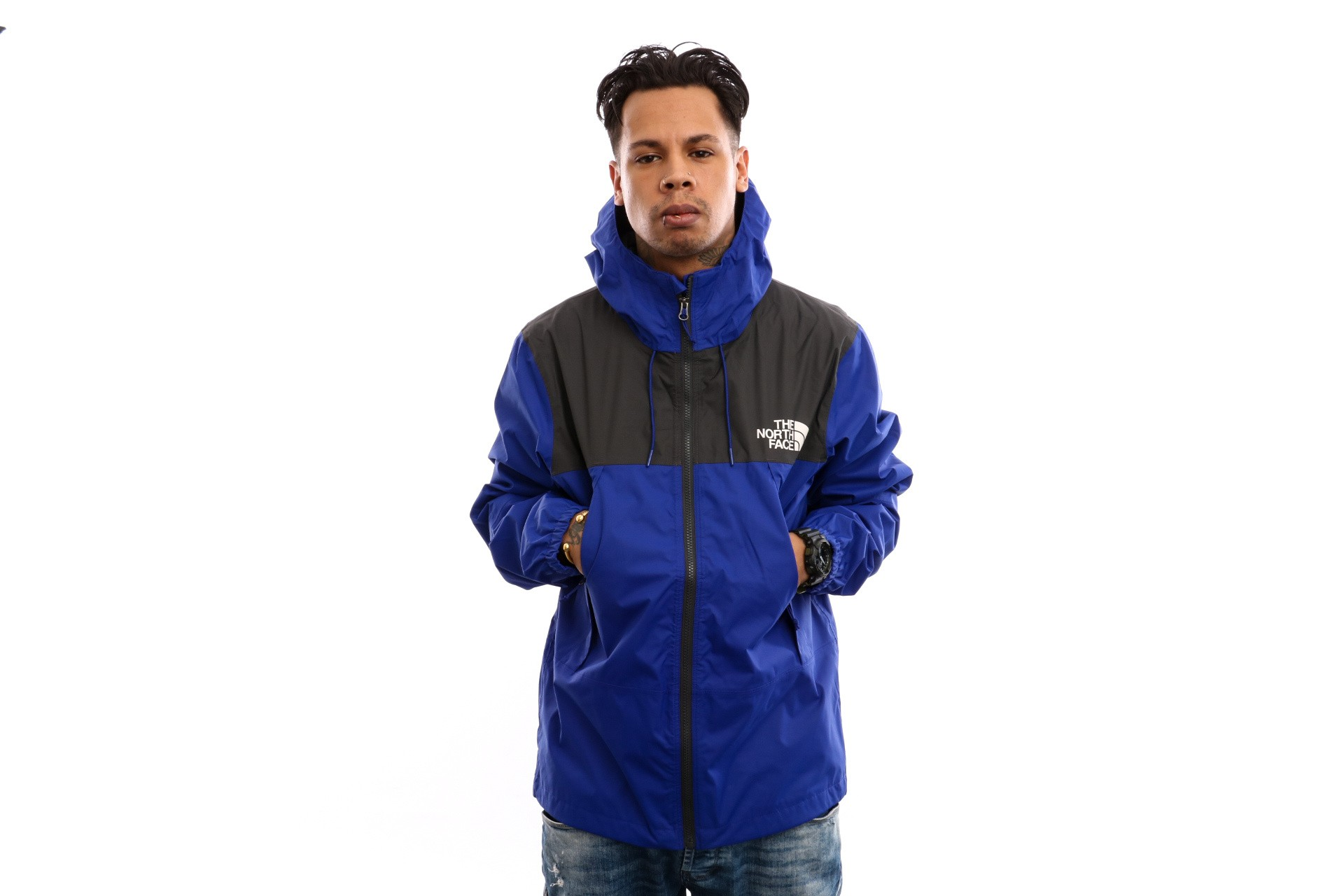 Foto van The North Face M 1990 Mnt Q Jkt T92S5140S Jas Lapis Blue