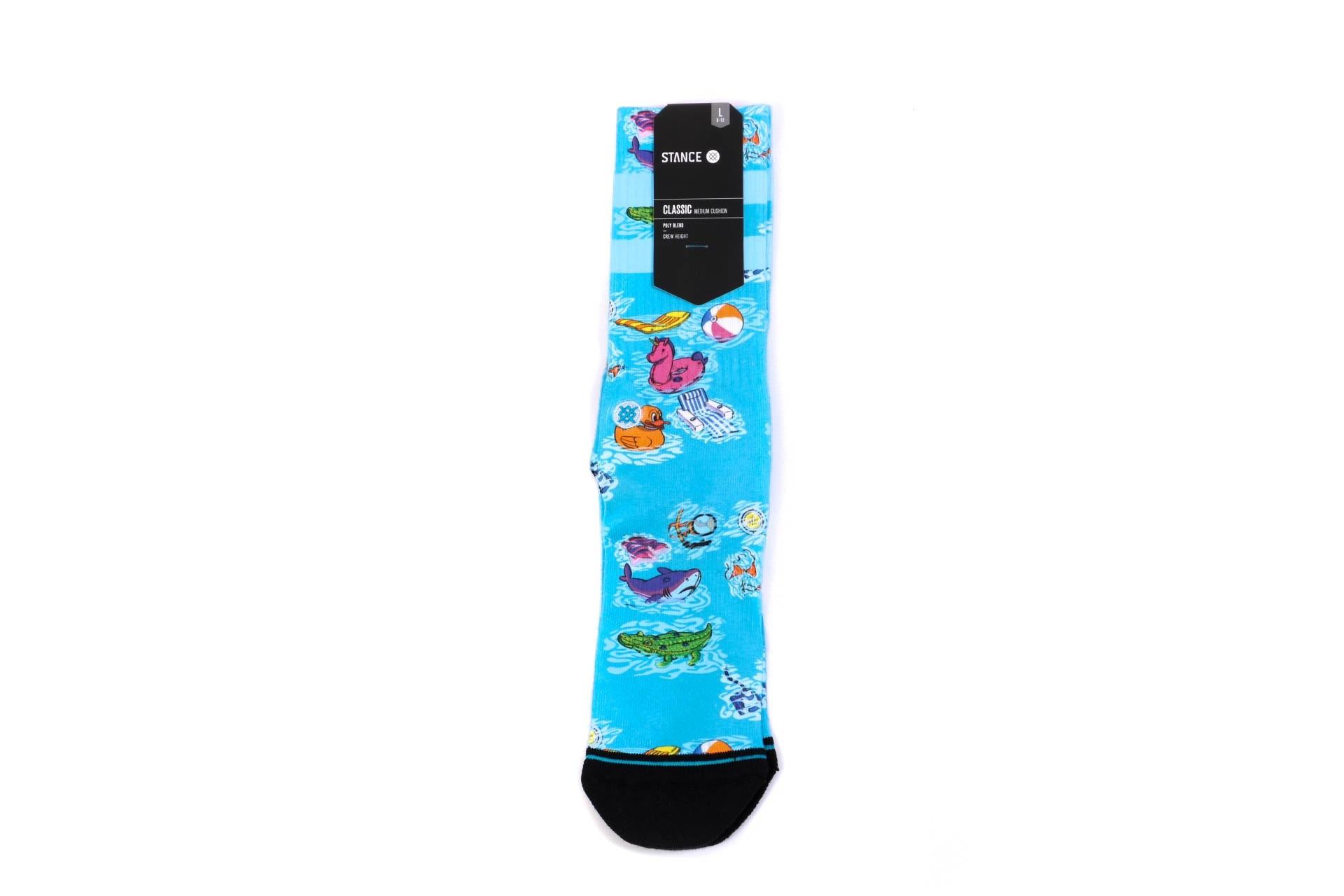 Foto van Stance FLOAT M556C18FLT sokken BLUE
