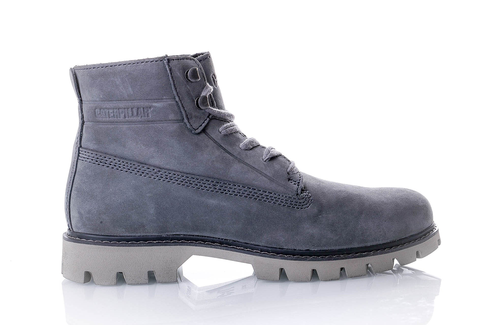 Foto van Caterpillar Basis Nubuck P722710 Sneakers Anthracite