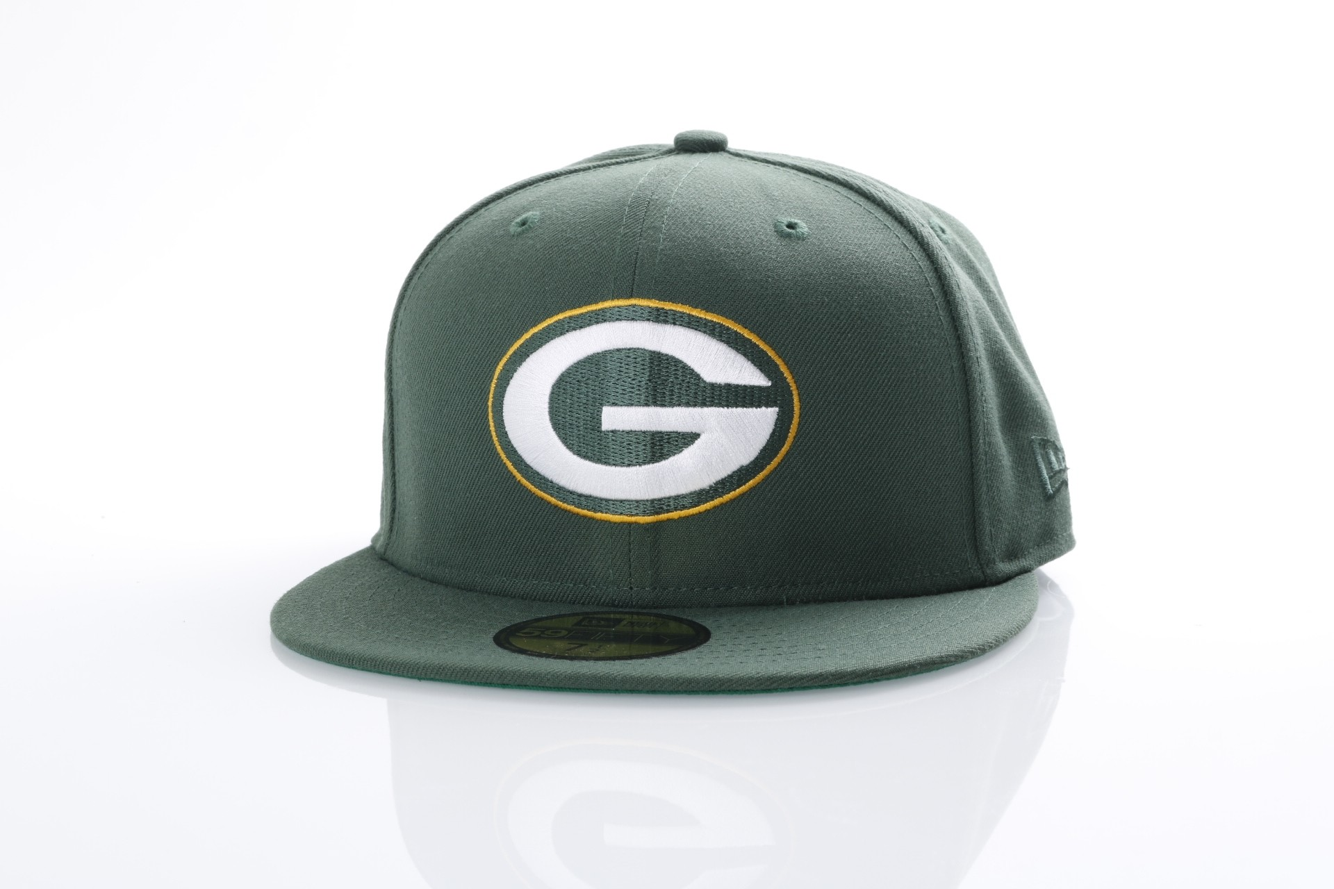 Foto van New Era 80536528 Fitted cap NFL classic 5950 Green Bay Packers Official team colors