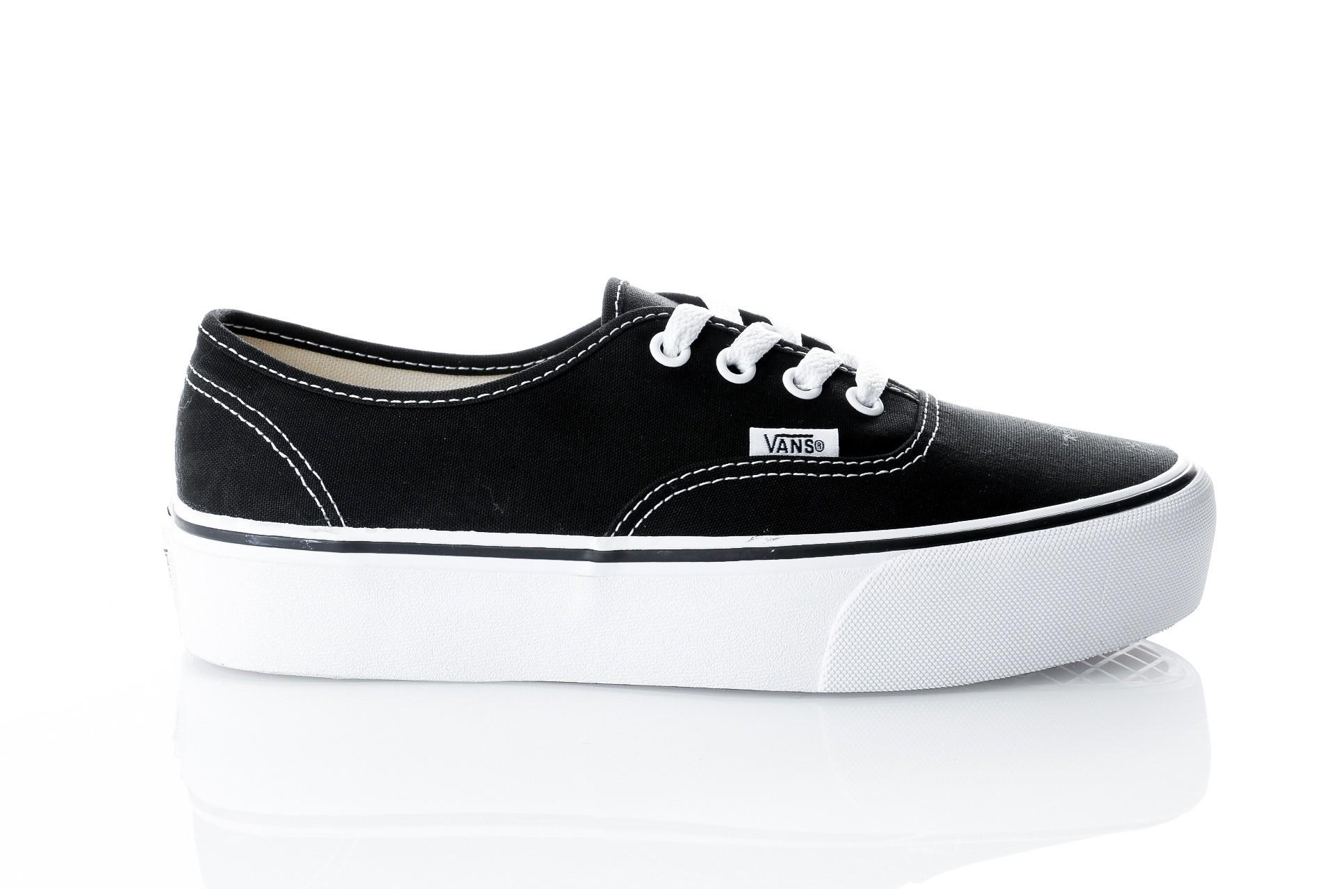 Afbeelding van Vans UA Authentic Platform 2.0 VA3AV8BLK Sneakers BLACK