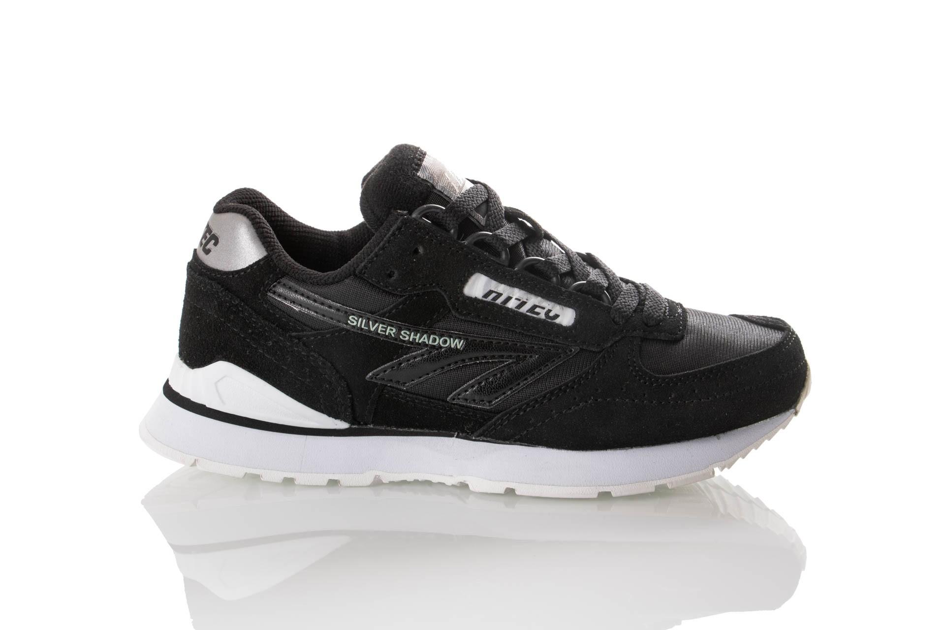 Foto van Hi-Tec SILVER SHADOW O006911 / 021 Sneakers Black/Cool Grey