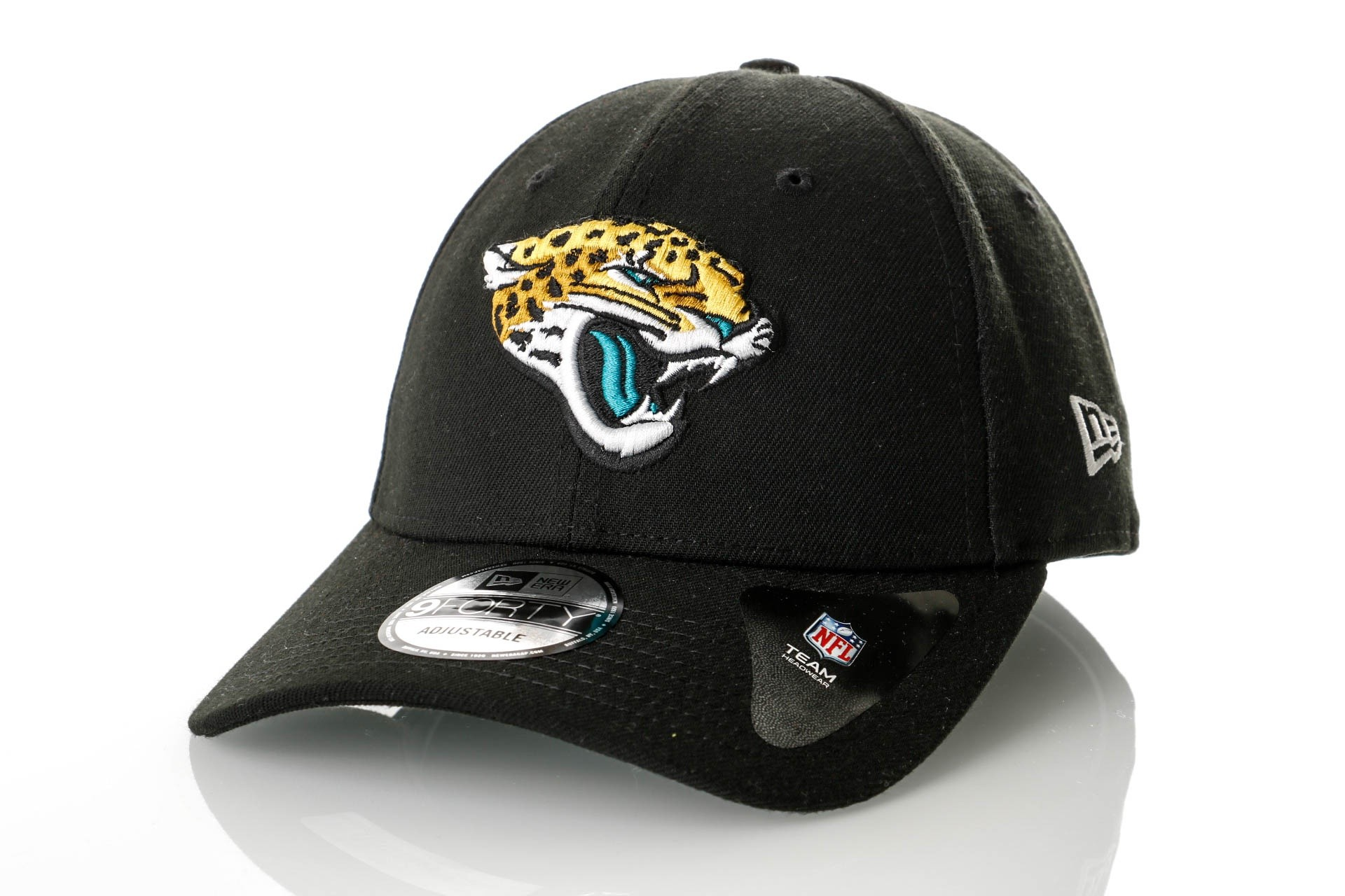 Afbeelding van New Era Nfl The League Jacksonville Jaguars 10813035 Dad Cap Official Team Colour Nfl