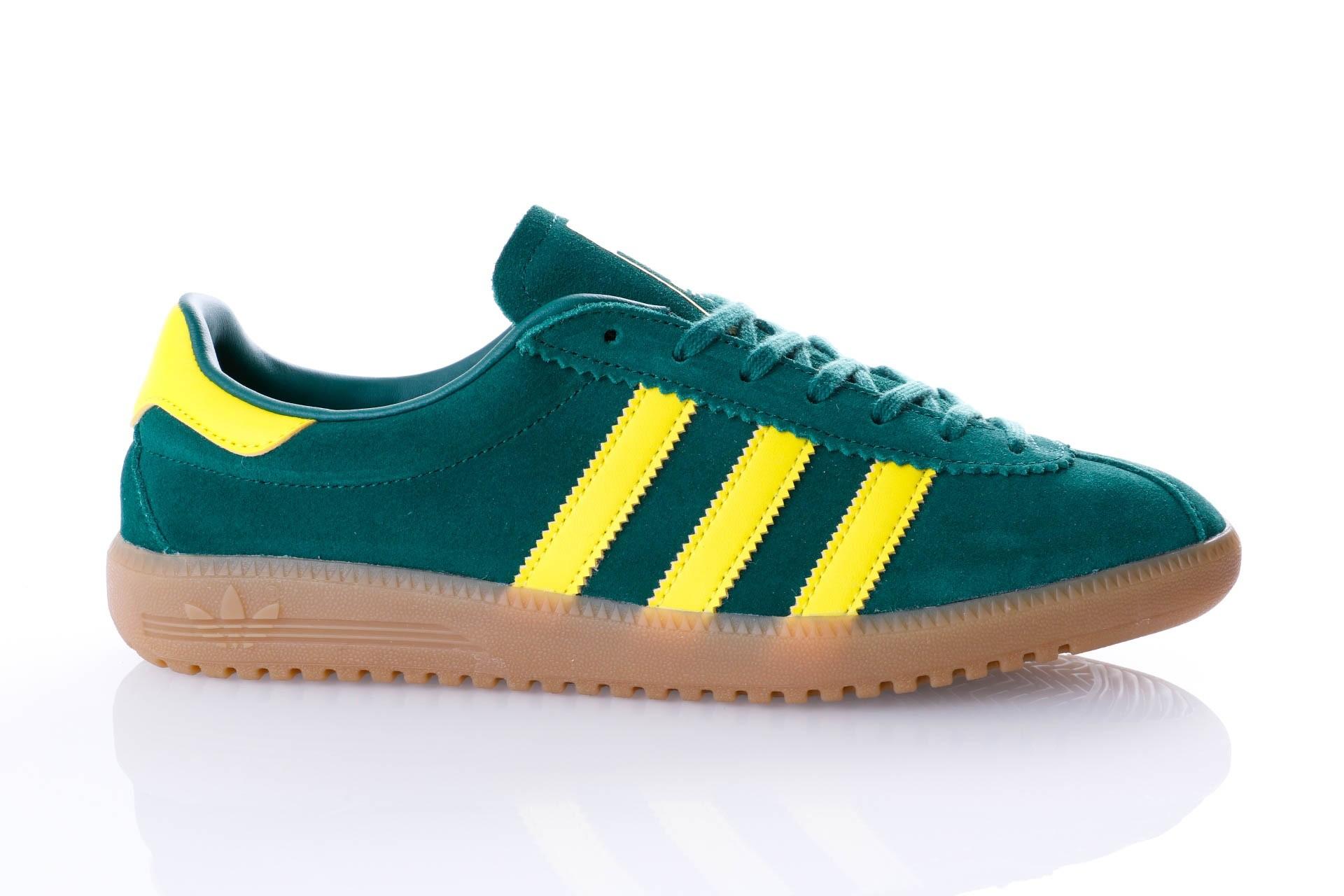 Foto van Adidas Bermuda B41472 Sneakers COLLEGIATE ROYAL/SIGNAL GREEN/GUM4