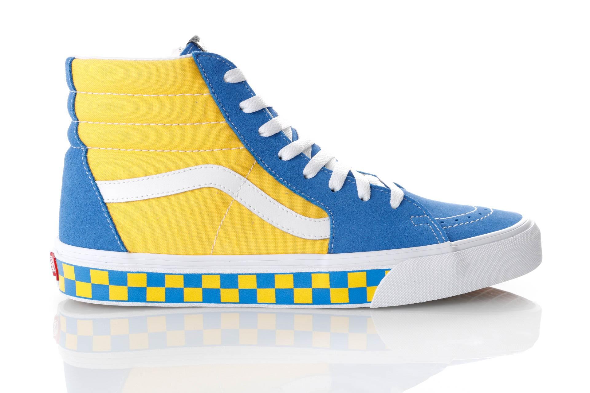 Foto van Vans UA SK8-Hi VN0A38GES3F1 Sneakers (HERITAGE CBRD)VB/LC/TRWH