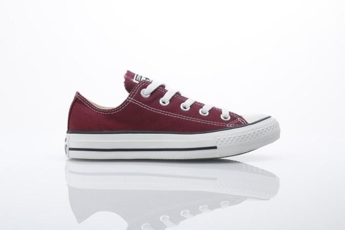 Foto van Converse M9691C Sneakers All Star Ox Bruin