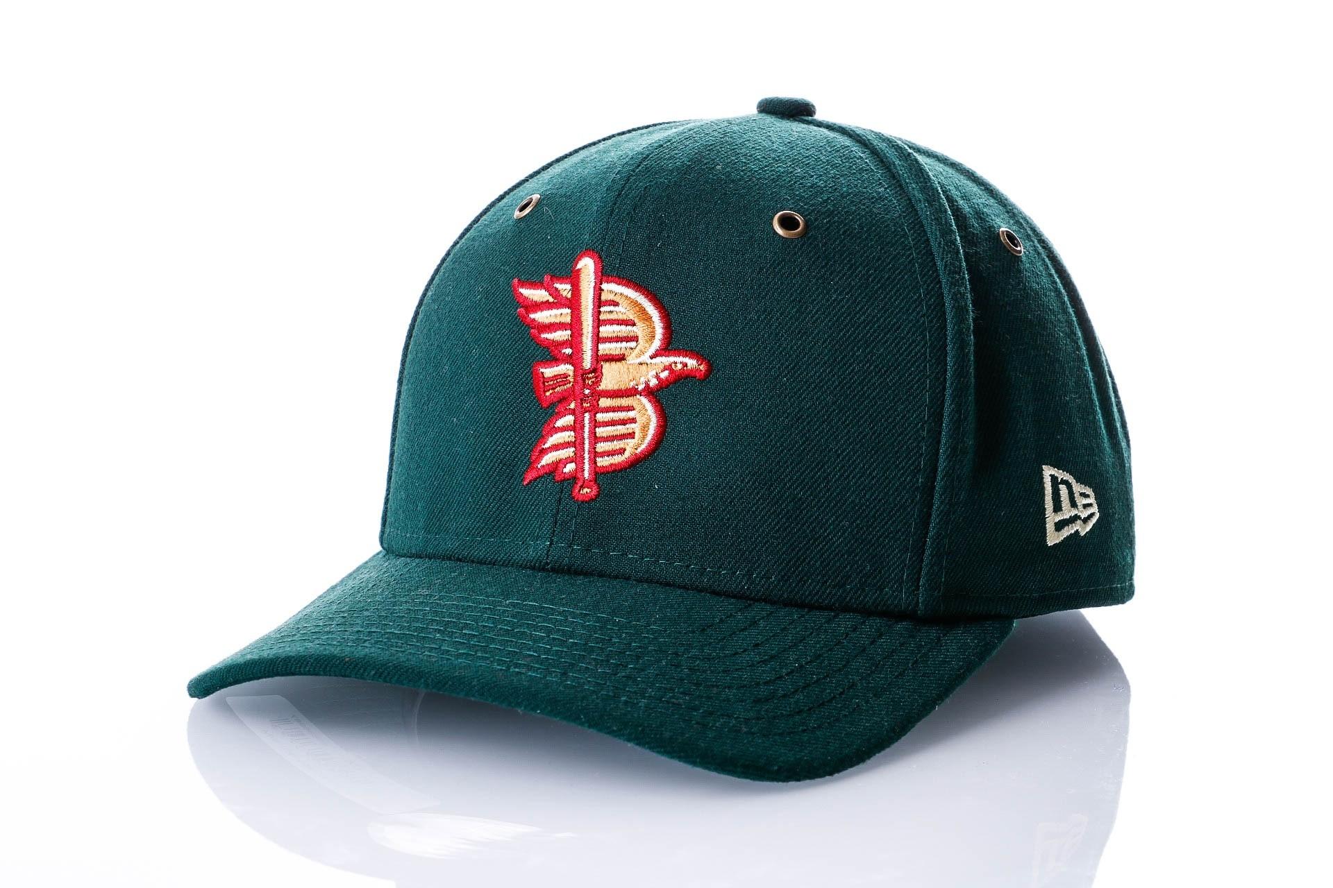 Afbeelding van New Era MIN LEAGUE OD PC9FIFTY BOISE HAWKS 80635967 Snapback cap OFFICAL TEAM COLOUR Minor League