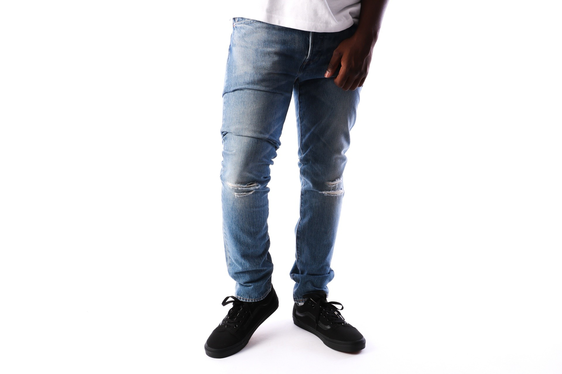 Foto van Levi`s 501 SKINNY 34268-0060 Jeans South West