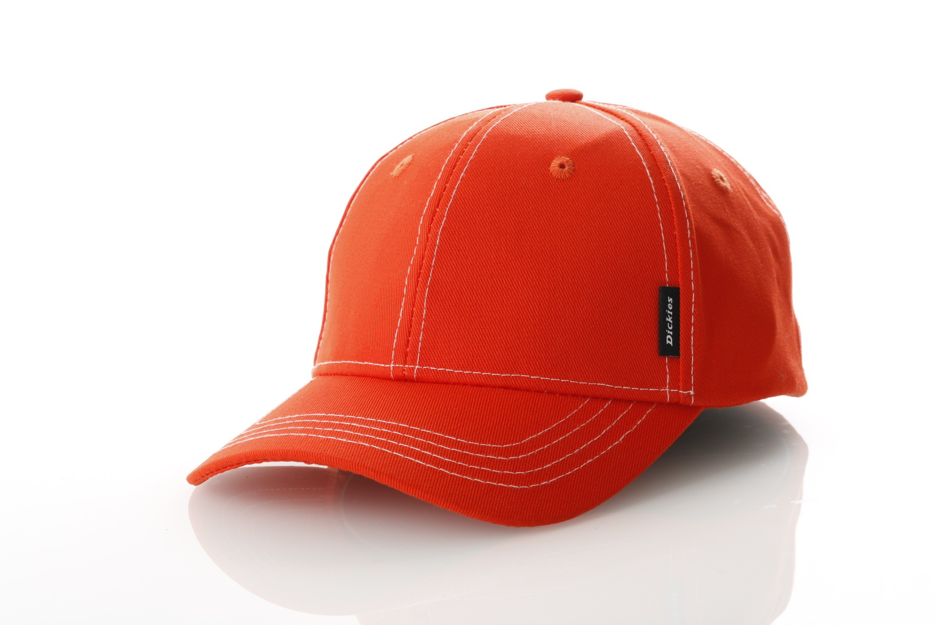 Foto van Dickies Nokesville 08 440060 Dad cap Orange