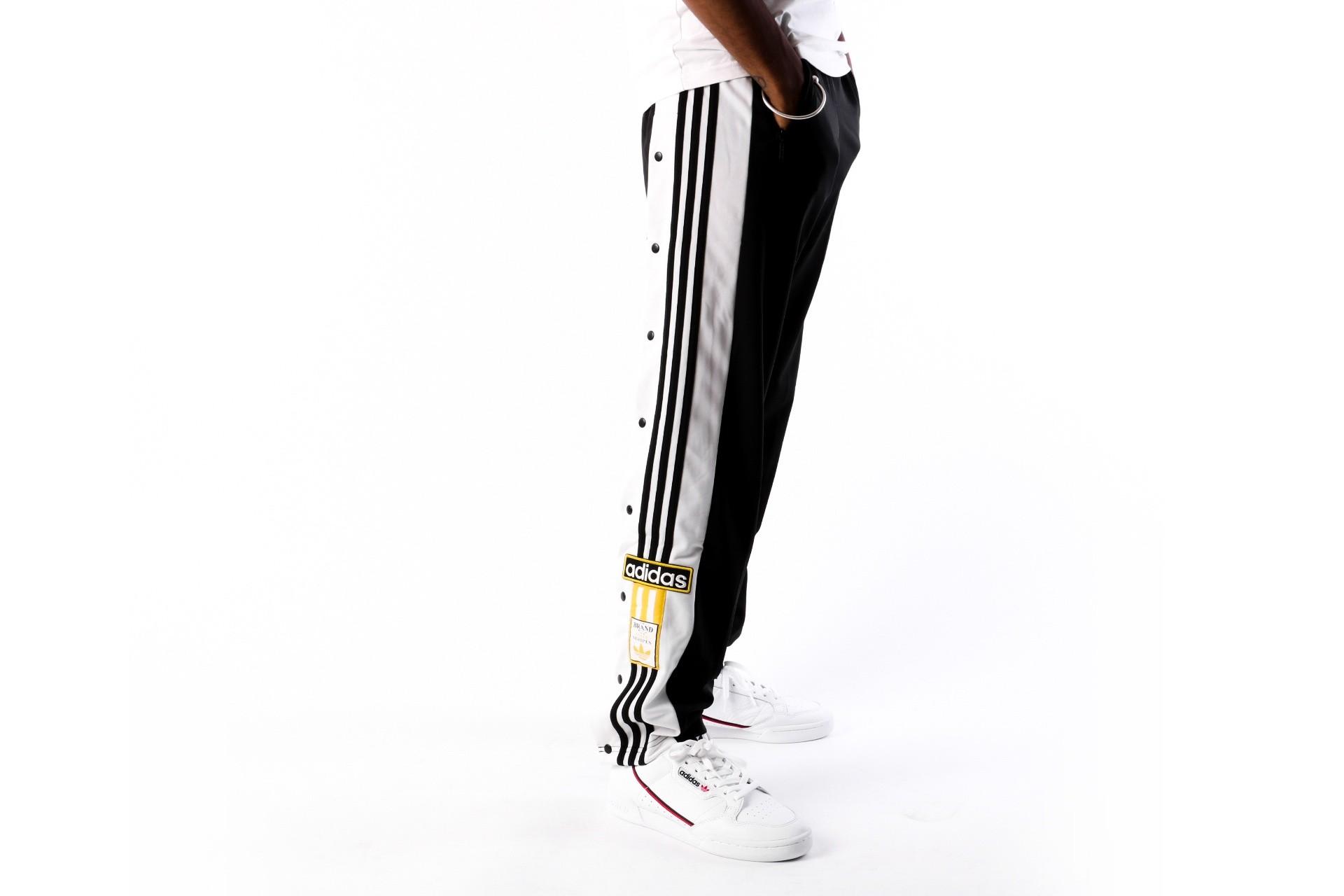 Foto van Adidas OG Adibreak Trackpant Black CZ0679