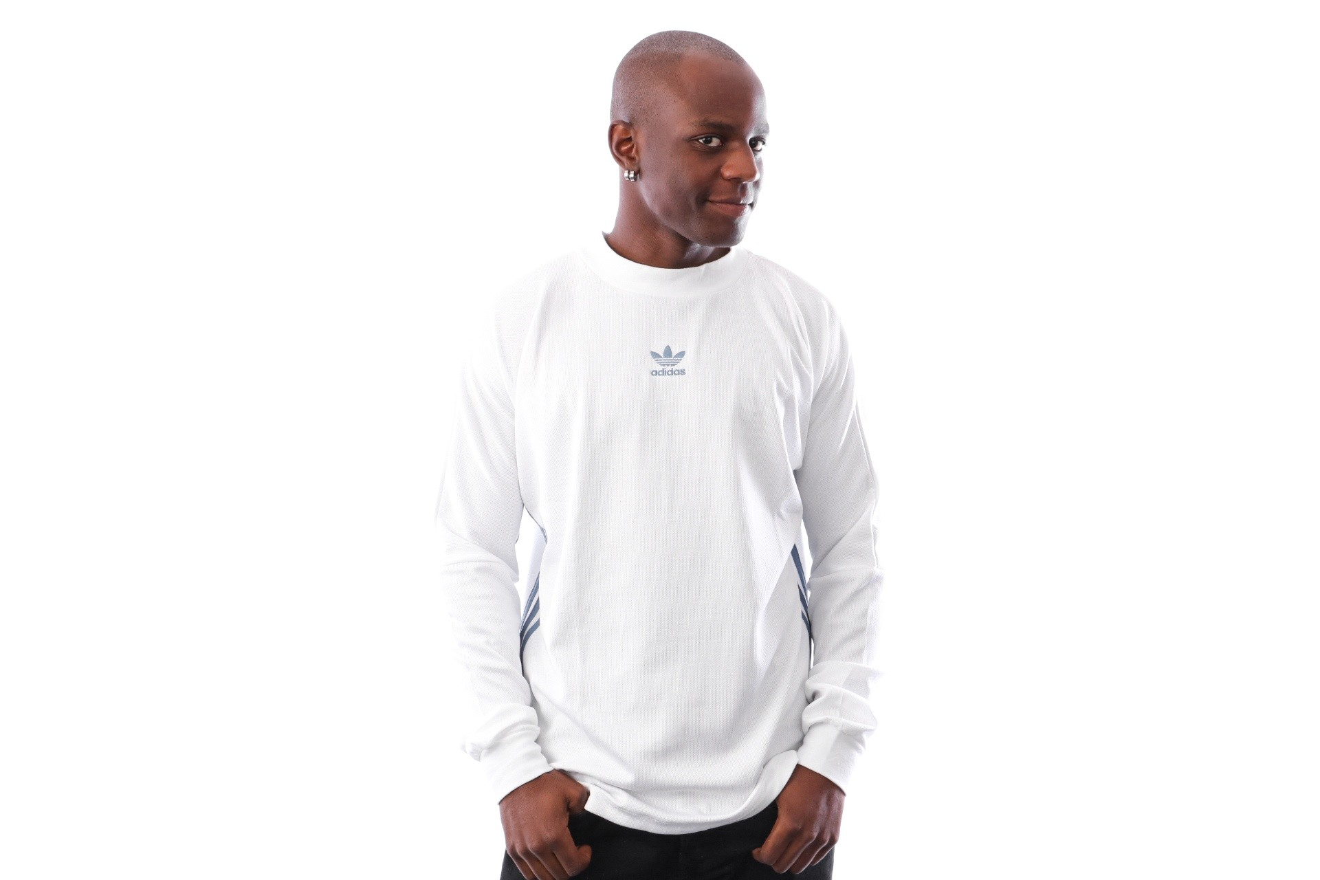 Foto van Adidas AUTH GOALIE JERSEY DJ2867 jersey WHITE
